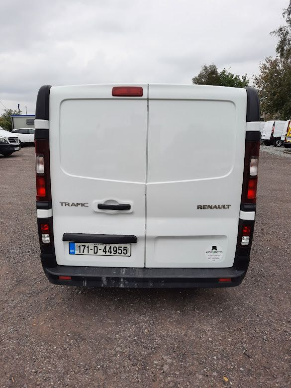2017 Renault Trafic LL29 DCI 120 Business 3DR (171D44955) Image 11