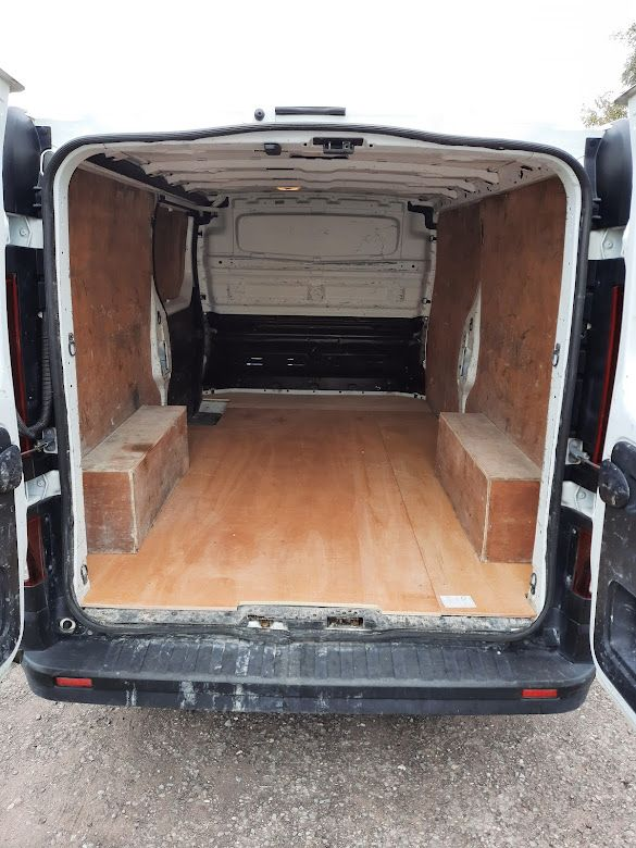 2017 Renault Trafic LL29 DCI 120 Business 3DR (171D44955) Image 12