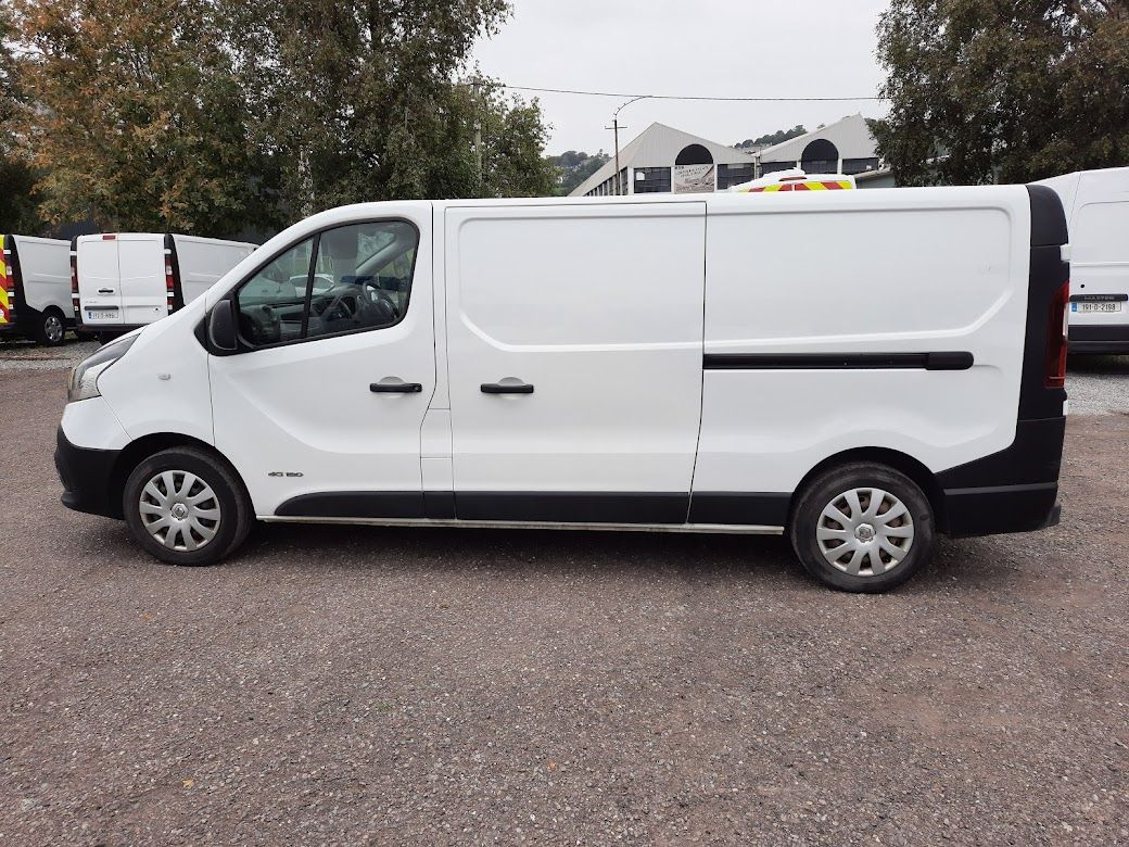 2017 Renault Trafic LL29 DCI 120 Business 3DR (171D44955) Image 14