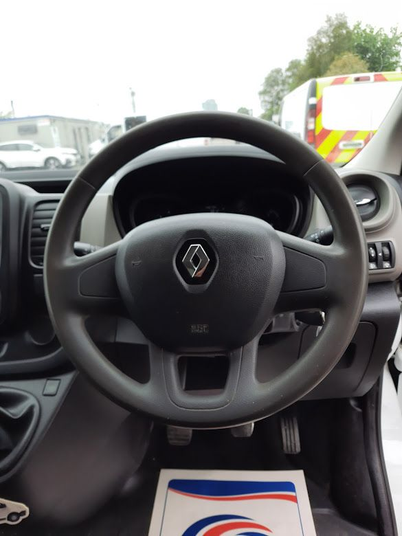 2017 Renault Trafic LL29 DCI 120 Business 3DR (171D44955) Image 6
