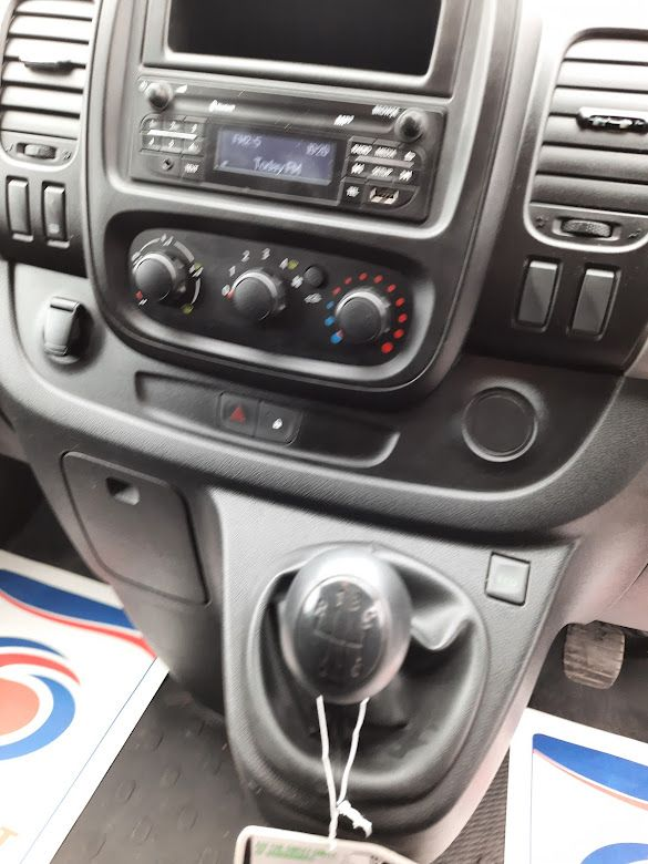 2017 Renault Trafic LL29 DCI 120 Business 3DR (171D44955) Image 5