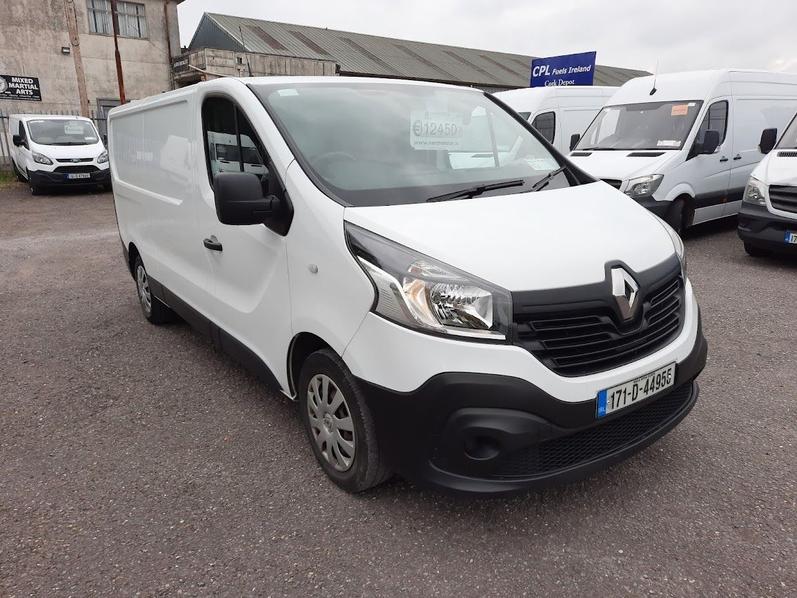 2017 Renault Trafic LL29 DCI 120 Business 3DR (171D44955) Image 1