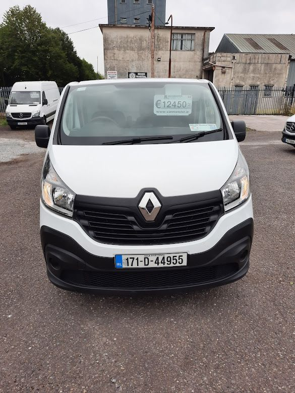 2017 Renault Trafic LL29 DCI 120 Business 3DR (171D44955) Image 2