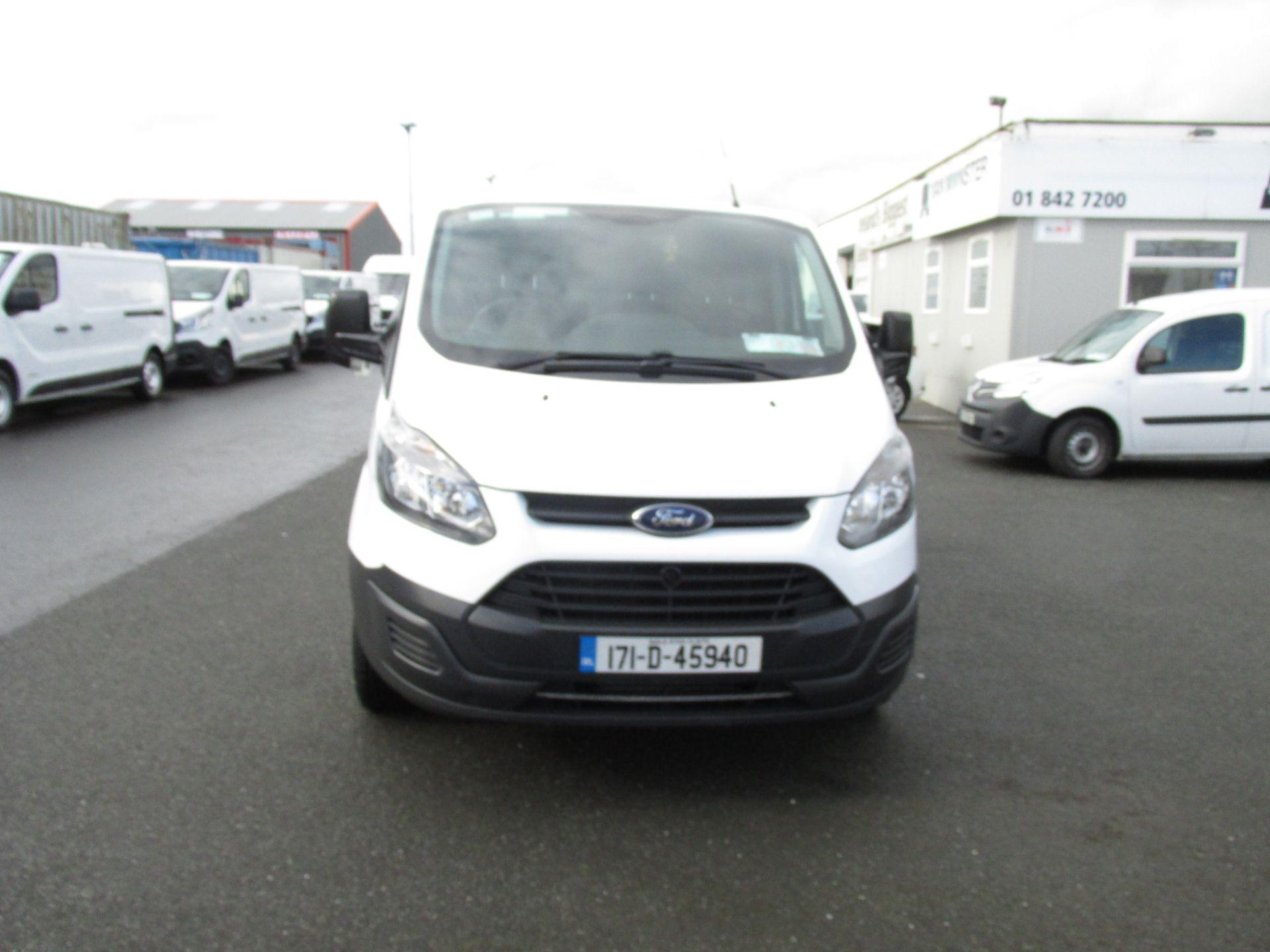 2017 Ford Transit Custom 290 LR P/V (171D45940) Image 2