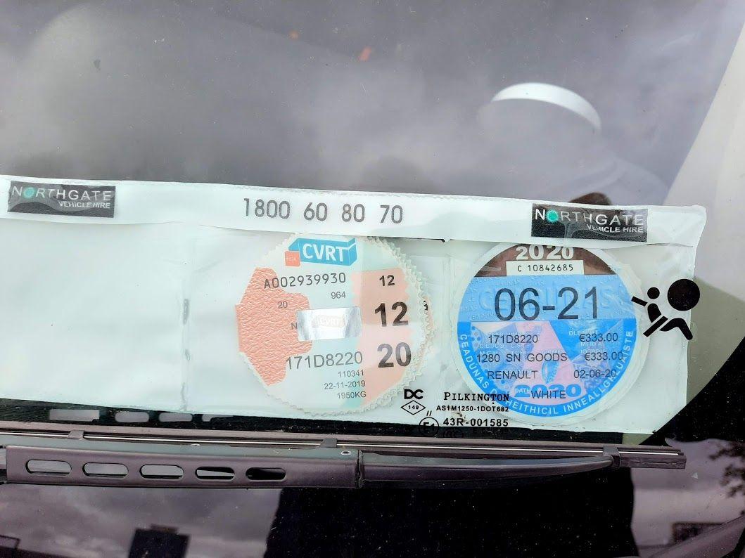 2017 Renault Kangoo ML19 Energy DCI 75 Business 2D (171D8220) Image 4