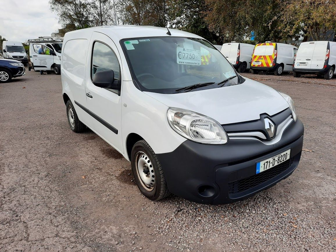 2017 Renault Kangoo ML19 Energy DCI 75 Business 2D (171D8220)