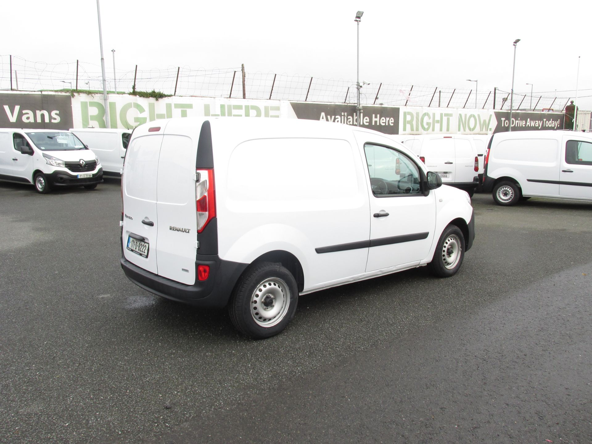 2017 Renault Kangoo ML19 ENERGY DCI 75 BUSINESS 2D click and collect call sales for more info (171D8222) Image 7