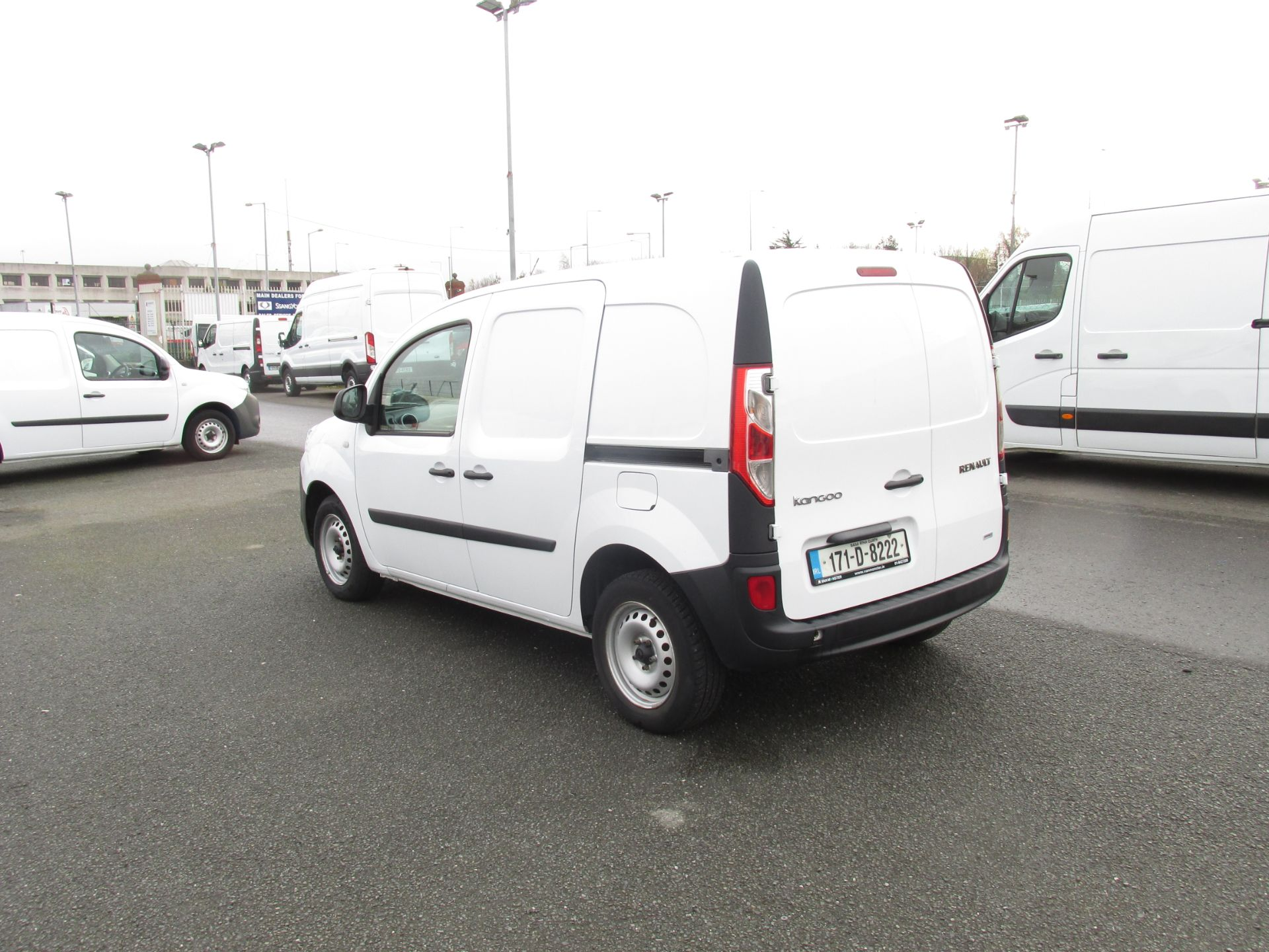 2017 Renault Kangoo ML19 ENERGY DCI 75 BUSINESS 2D click and collect call sales for more info (171D8222) Image 5