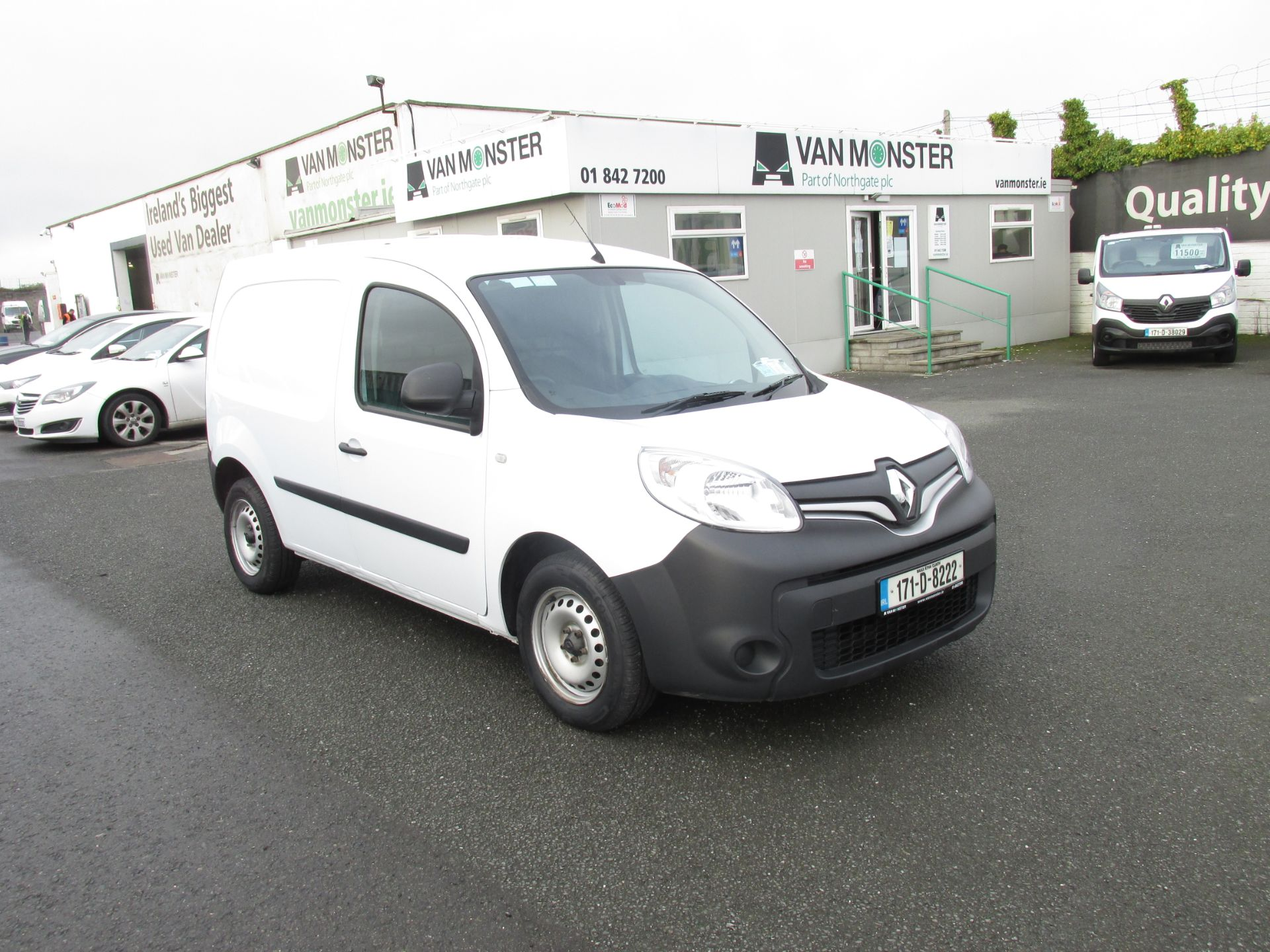 2017 Renault Kangoo ML19 ENERGY DCI 75 BUSINESS 2D click and collect call sales for more info (171D8222) Image 1