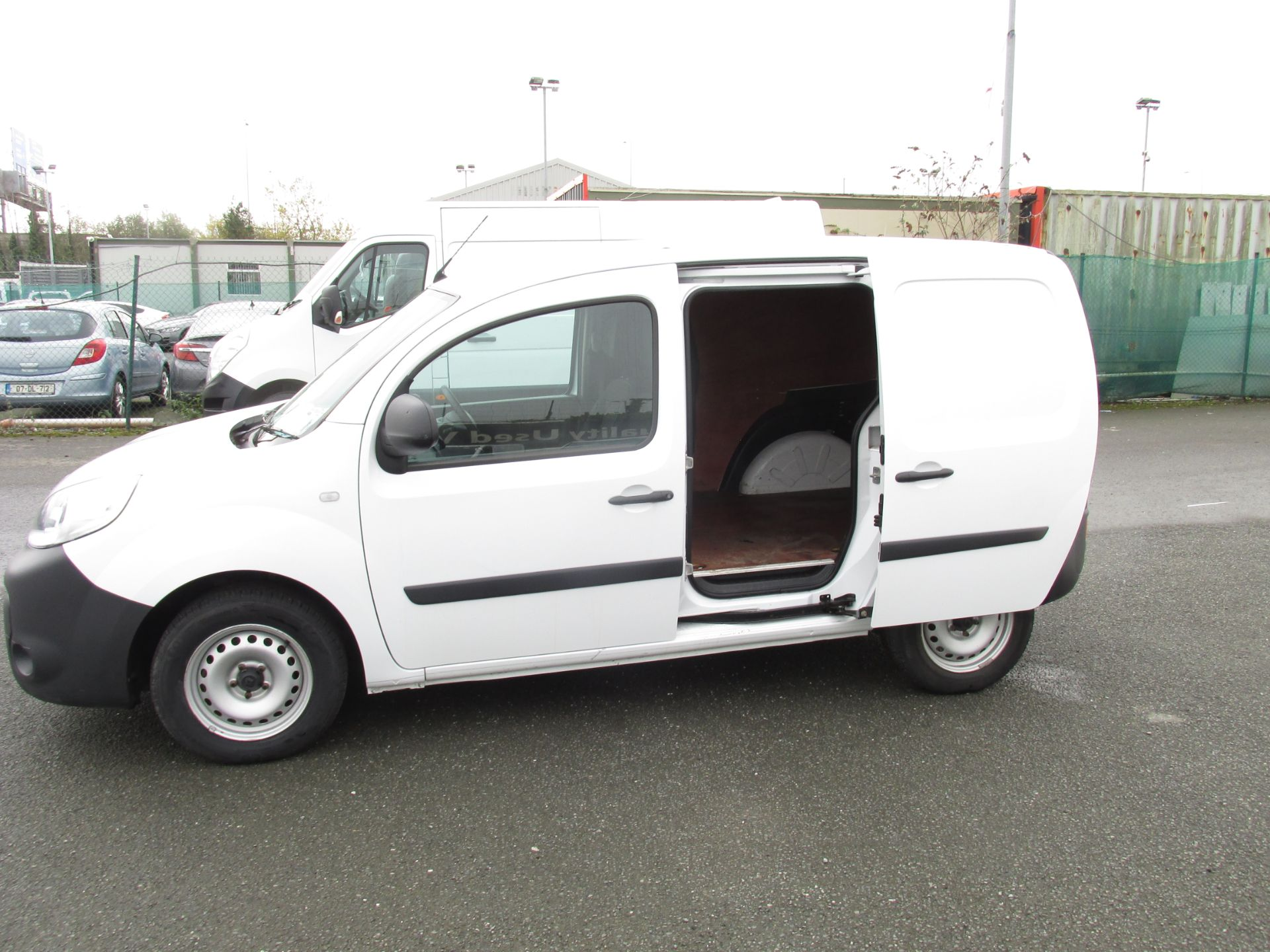 2017 Renault Kangoo ML19 ENERGY DCI 75 BUSINESS 2D click and collect call sales for more info (171D8222) Image 8
