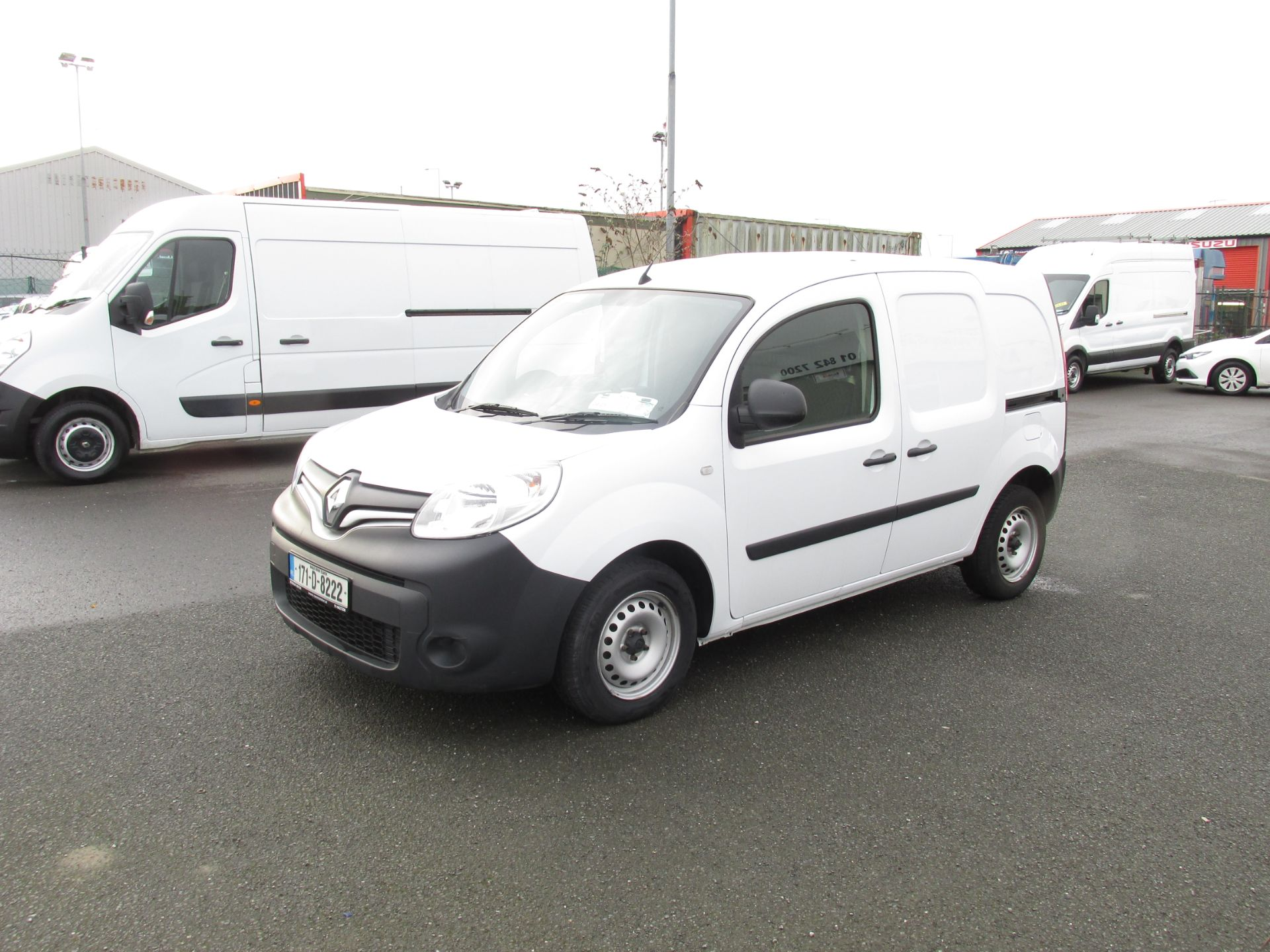 2017 Renault Kangoo ML19 ENERGY DCI 75 BUSINESS 2D click and collect call sales for more info (171D8222) Image 3