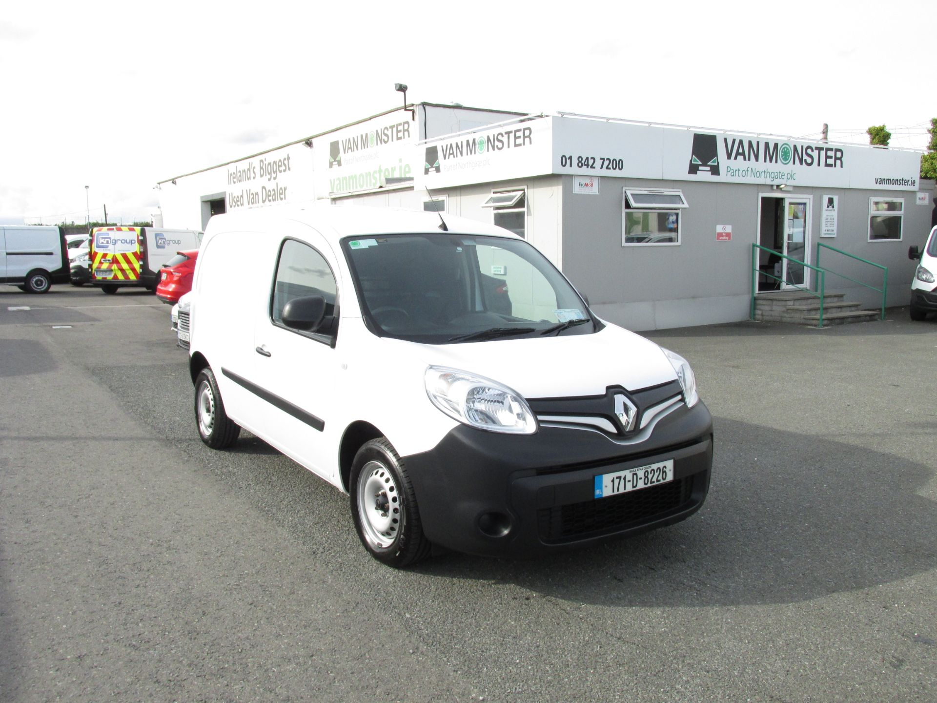 2017 Renault Kangoo ML19 ENERGY DCI 75 BUSINESS 2D (171D8226)