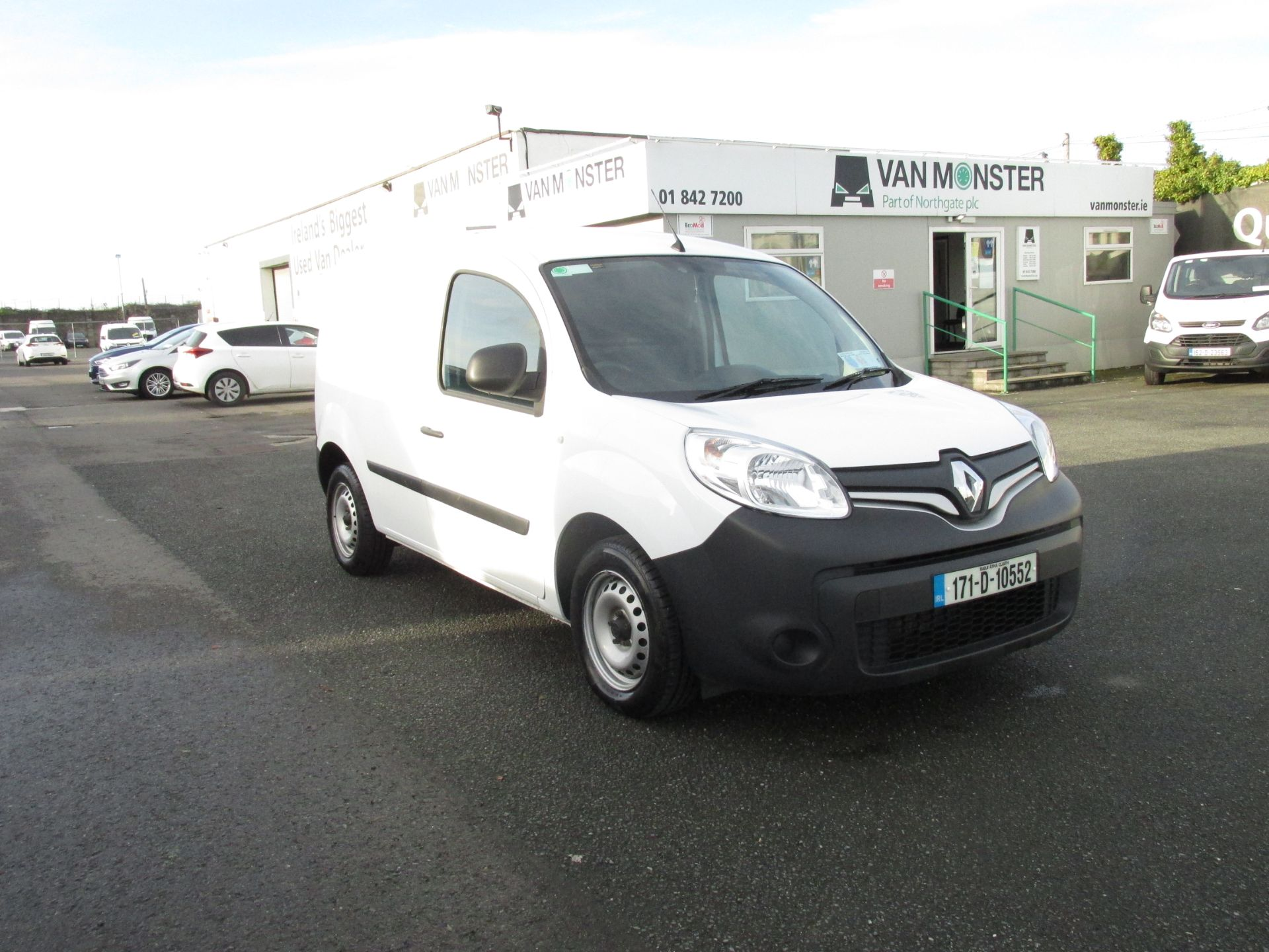 2017 Renault Kangoo ML19 Energy DCI 75 Business 2D click and collect call sales for more info (171D10552) Image 1