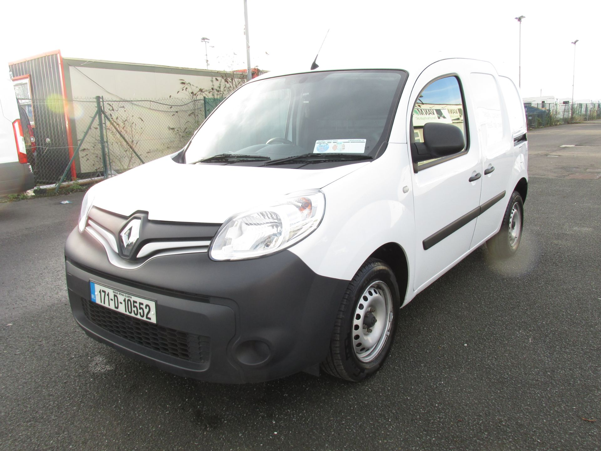 2017 Renault Kangoo ML19 Energy DCI 75 Business 2D click and collect call sales for more info (171D10552) Image 3
