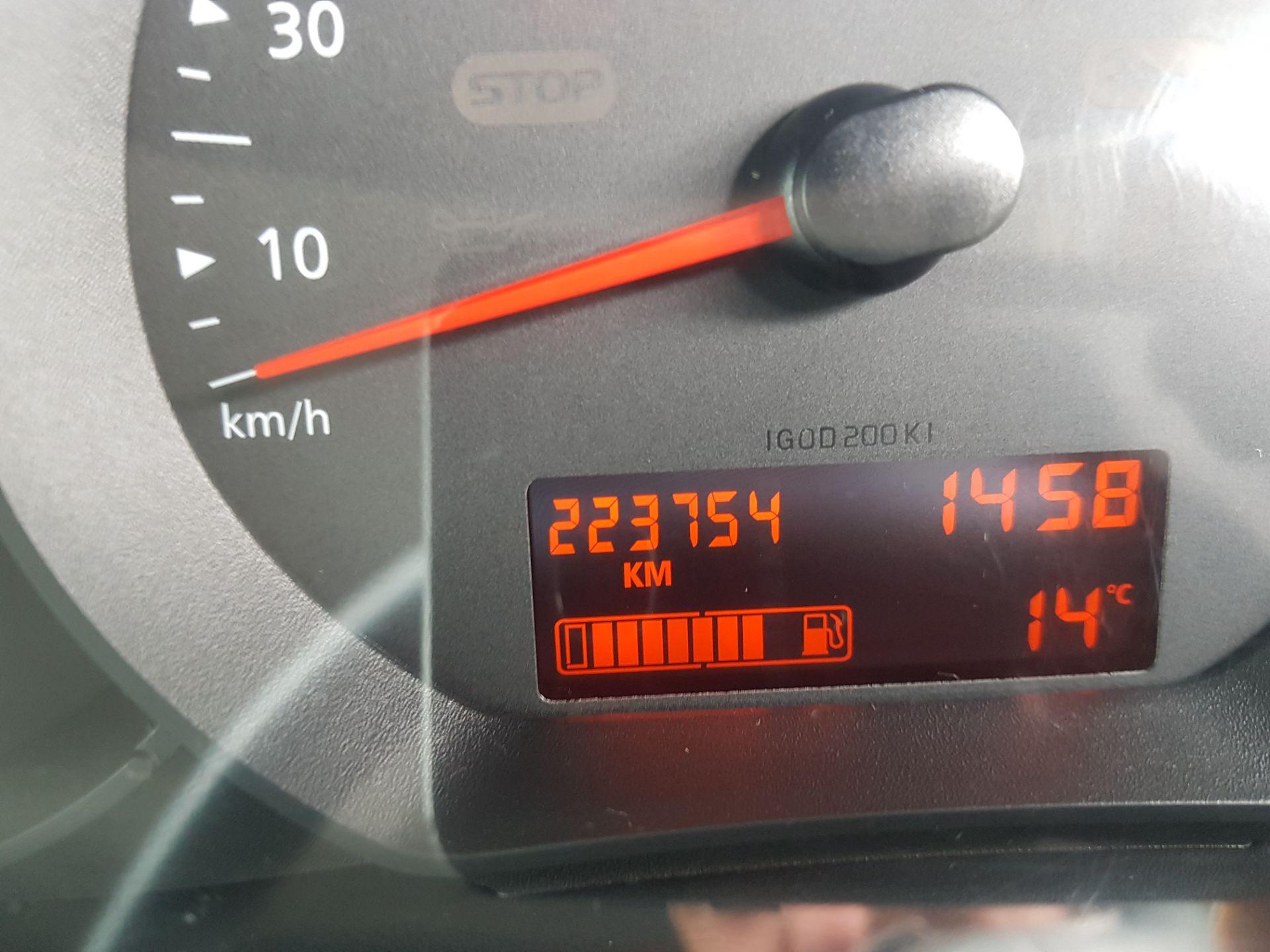 2017 Renault Kangoo ML19 ENERGY DCI 75 BUSINESS 2D (171D10569) Image 15