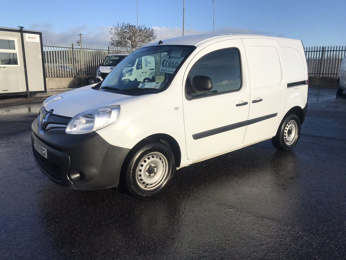 2017 Renault Kangoo ML19 Energy DCI 75 Business 2D (171D11268)