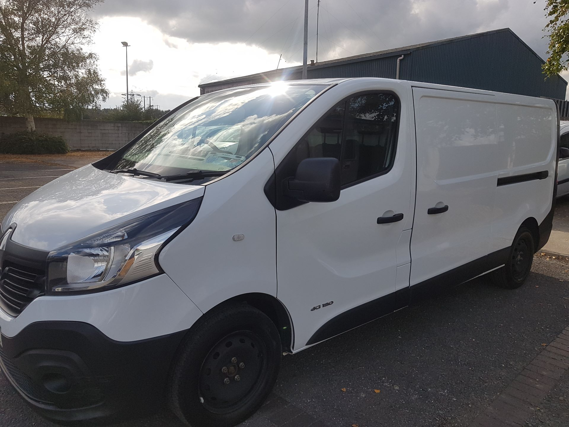 2017 Renault Trafic LL29 DCI 120 Business 3DR (171D22982) Image 5