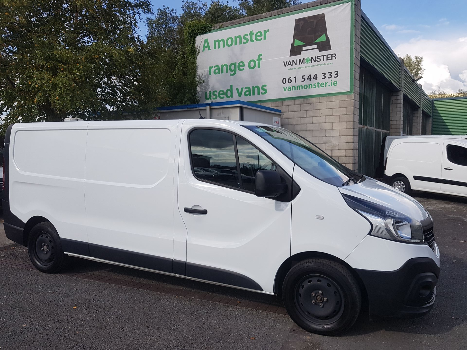 2017 Renault Trafic LL29 DCI 120 Business 3DR (171D22982) Image 1