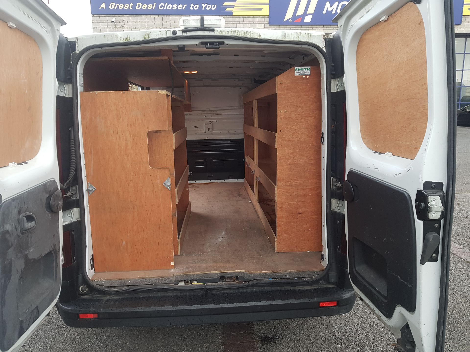 2017 Renault Trafic LL29 DCI 120 Business 3DR (171D23029) Image 8