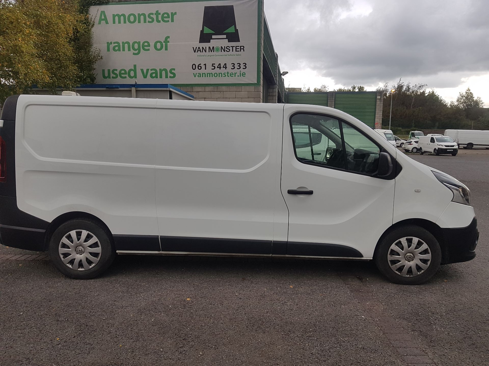 2017 Renault Trafic LL29 DCI 120 Business 3DR (171D23029) Image 2