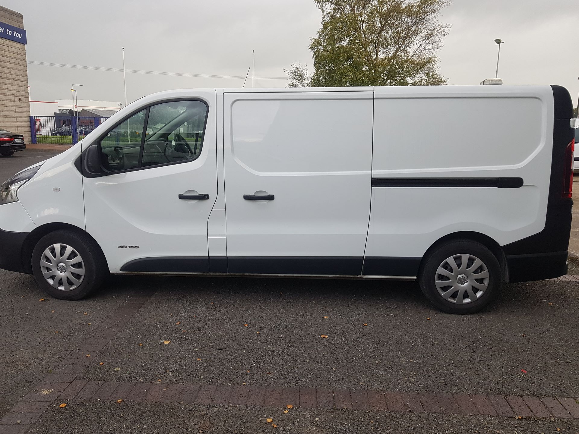 2017 Renault Trafic LL29 DCI 120 Business 3DR (171D23029) Image 6