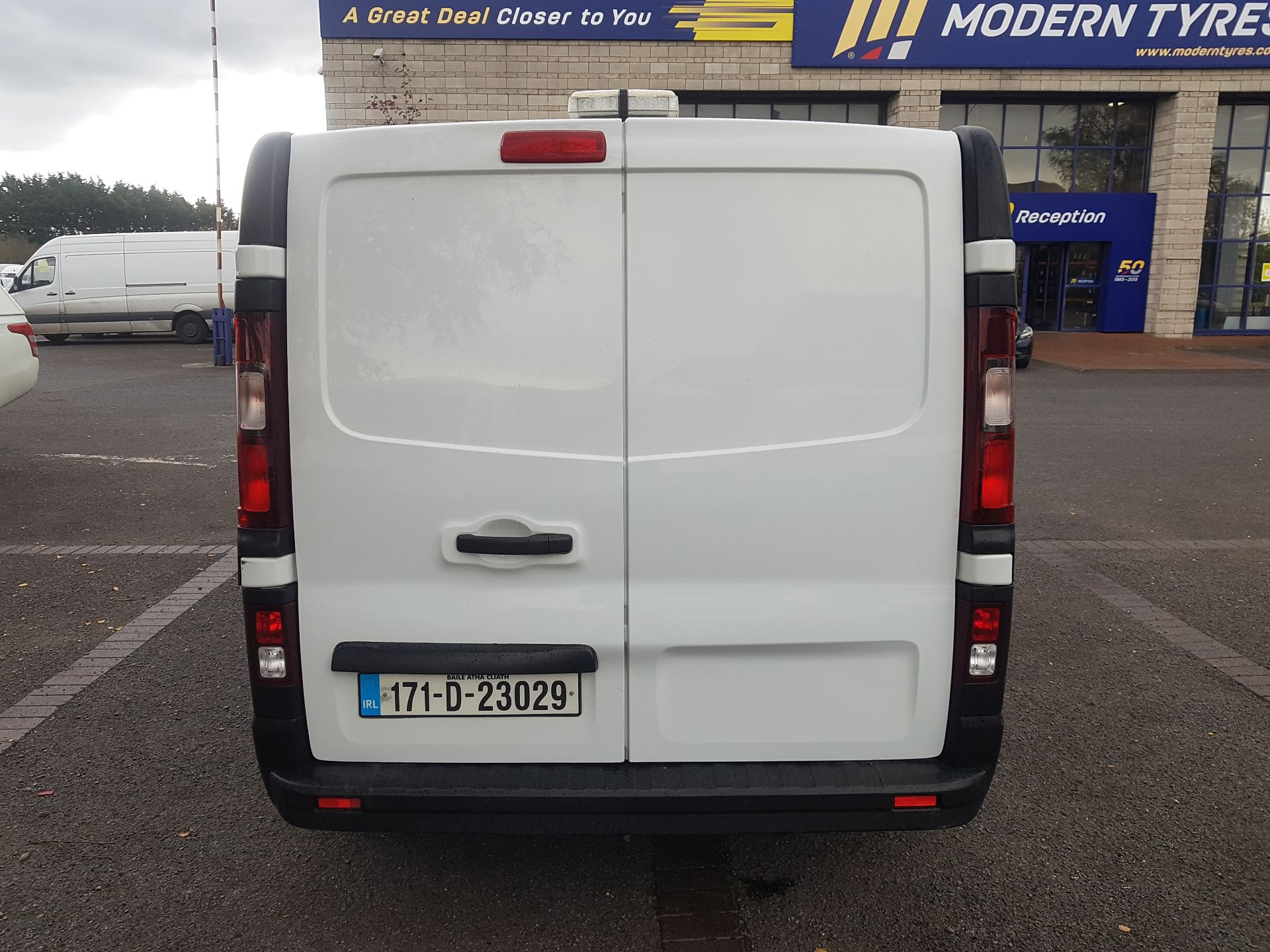2017 Renault Trafic LL29 DCI 120 Business 3DR (171D23029) Image 4