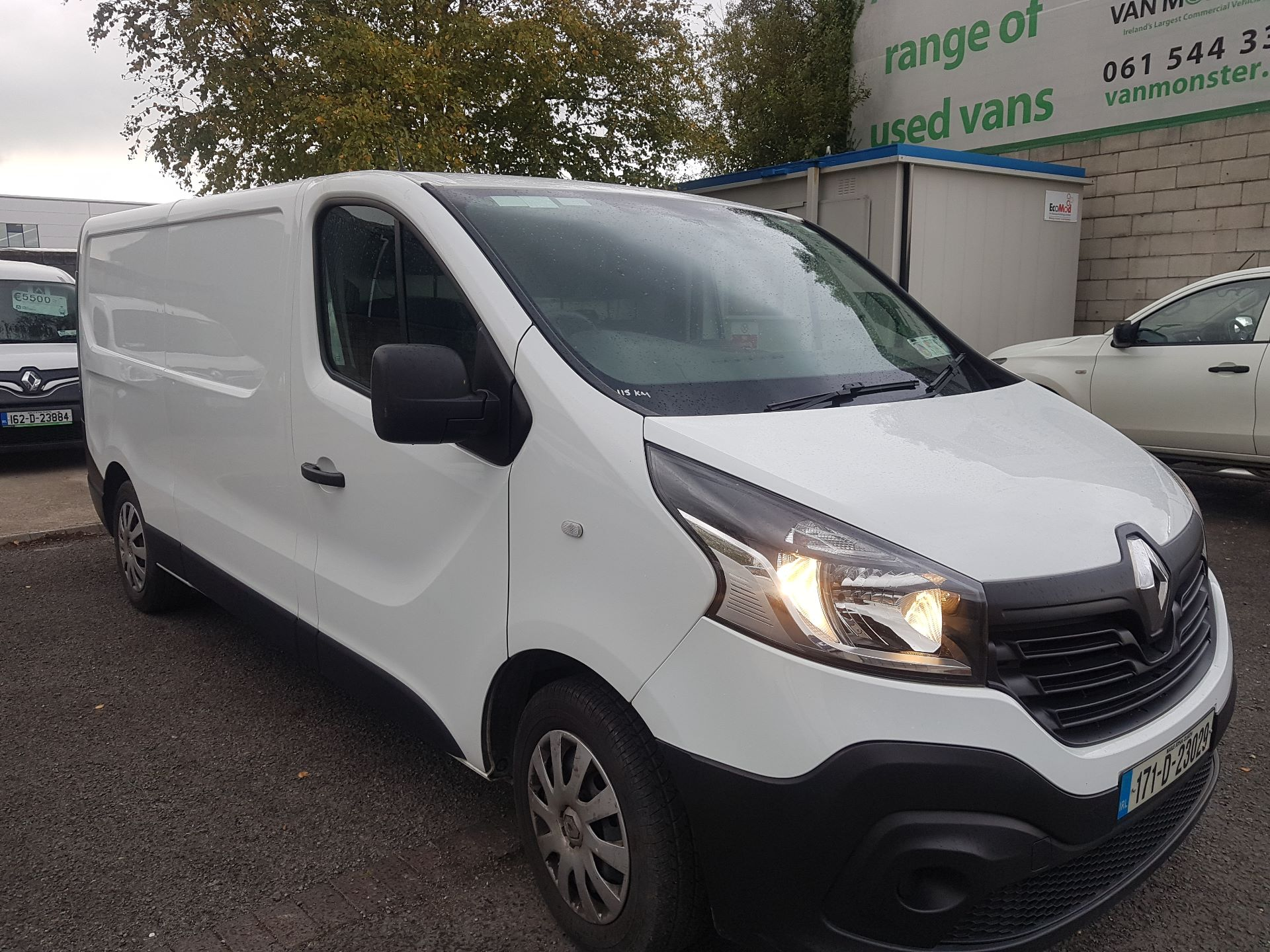 2017 Renault Trafic LL29 DCI 120 Business 3DR (171D23029) Image 1