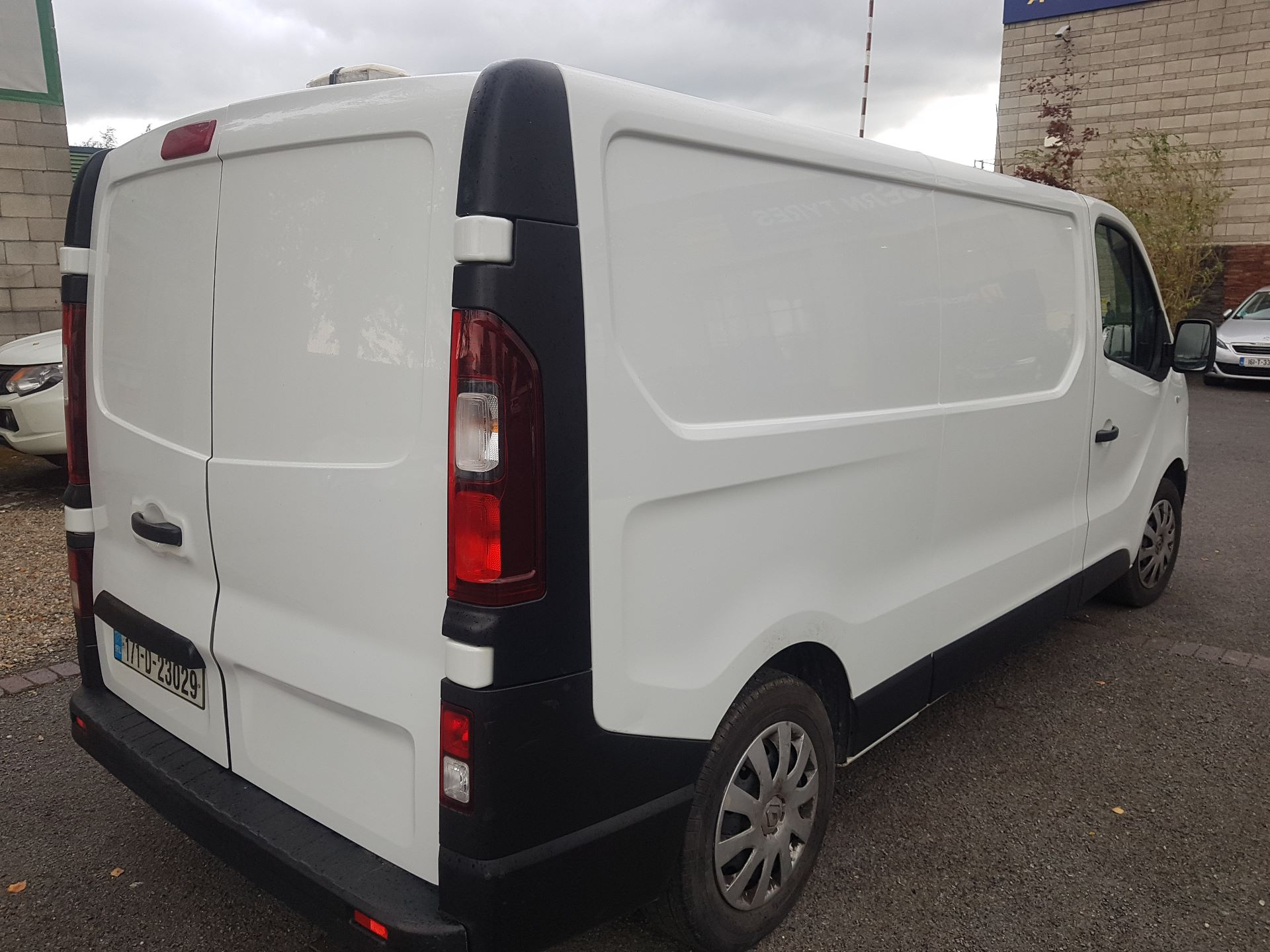 2017 Renault Trafic LL29 DCI 120 Business 3DR (171D23029) Image 3