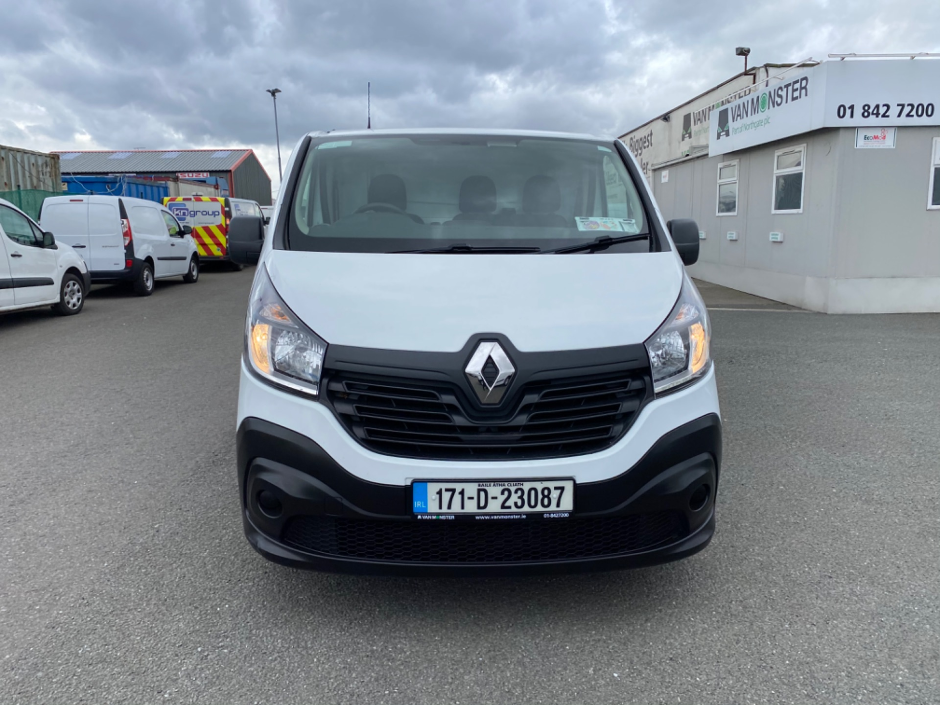 2017 Renault Trafic LL29 DCI 120 Business 3DR (171D23087) Image 2