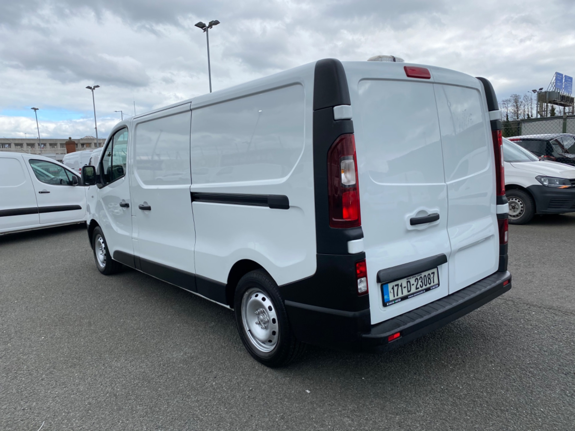 2017 Renault Trafic LL29 DCI 120 Business 3DR (171D23087) Image 5