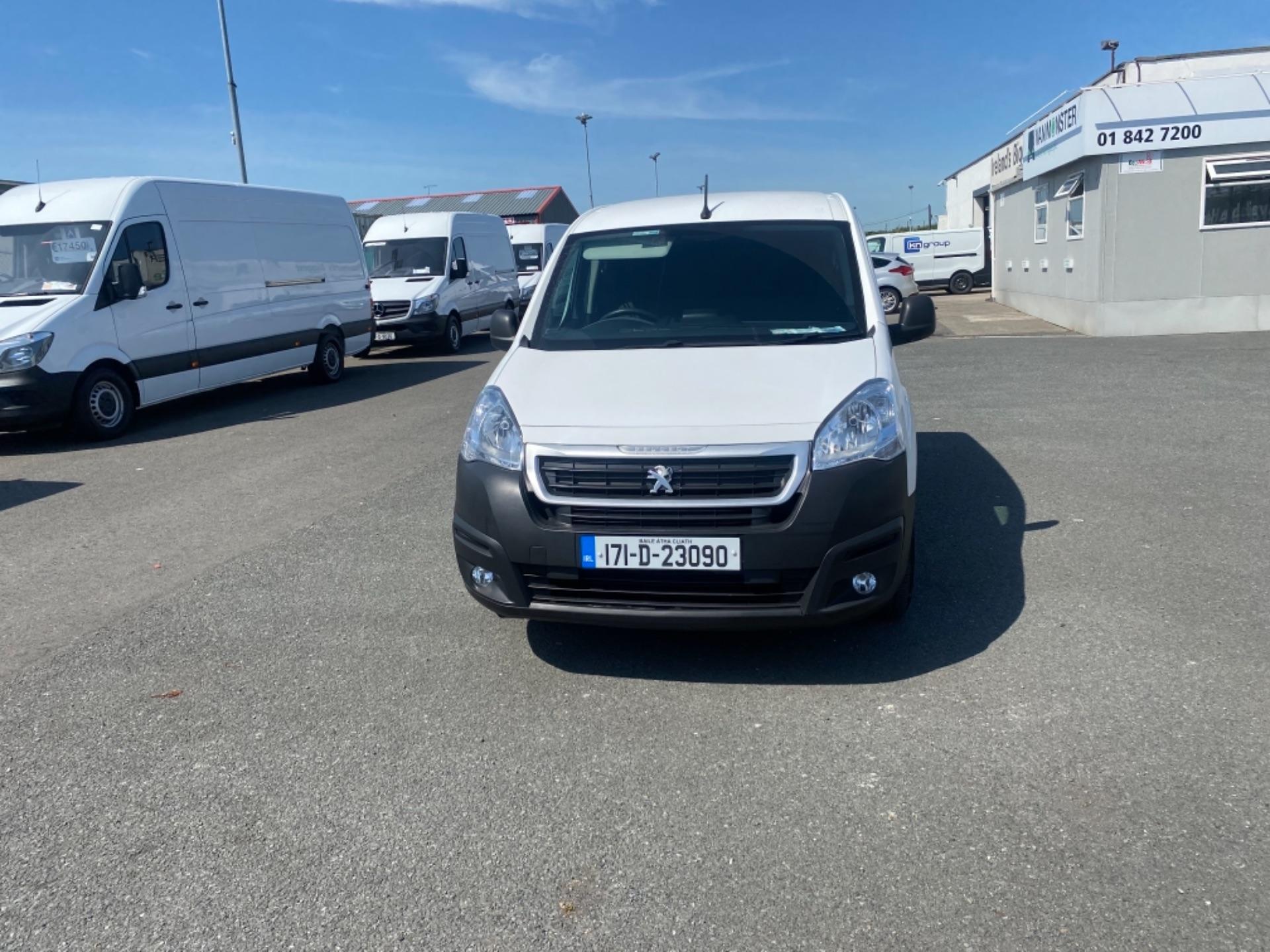 2017 Peugeot Partner Professional 1.6 Blue HDI 100 (171D23090) Image 7
