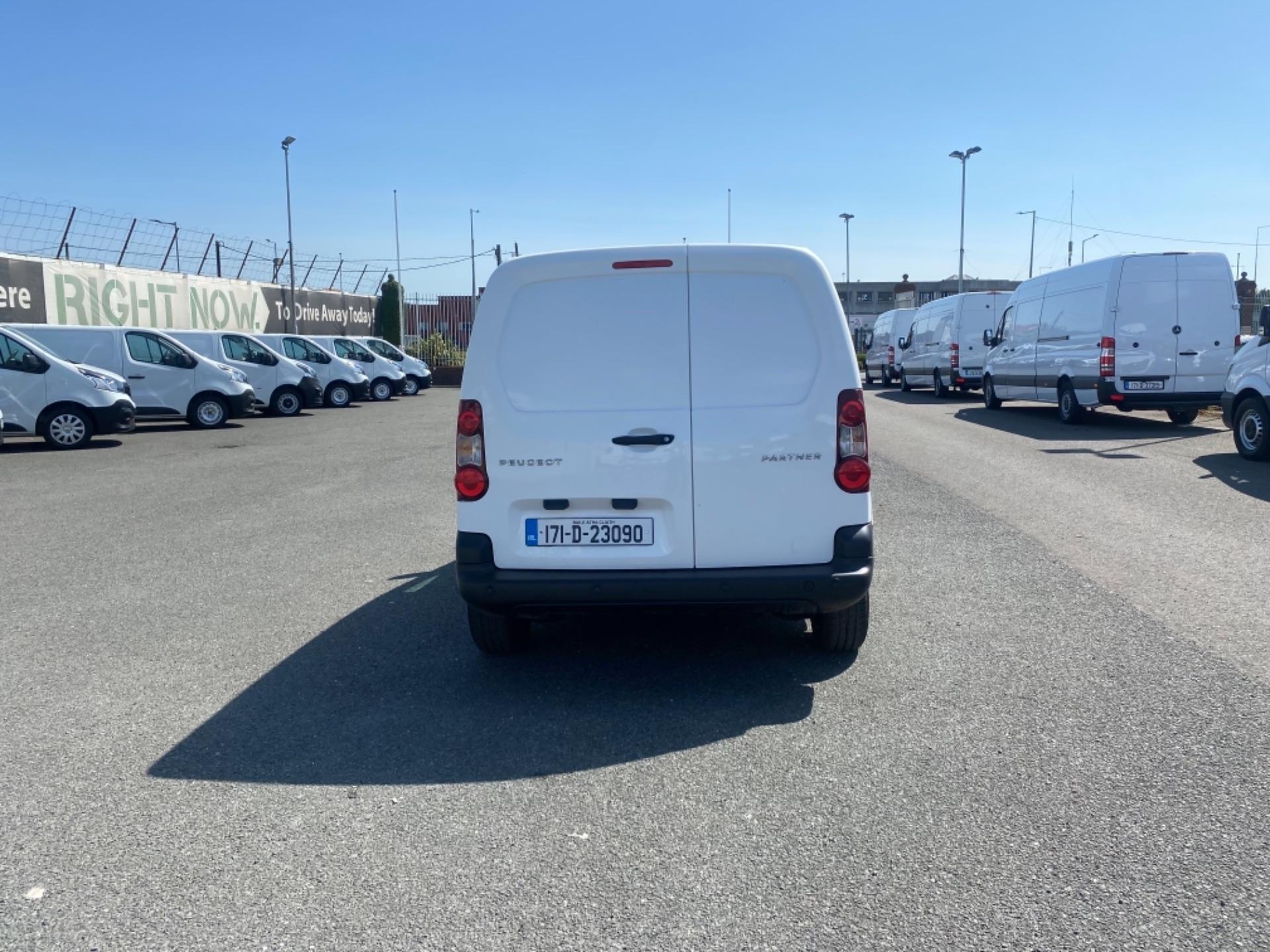 2017 Peugeot Partner Professional 1.6 Blue HDI 100 (171D23090) Image 5