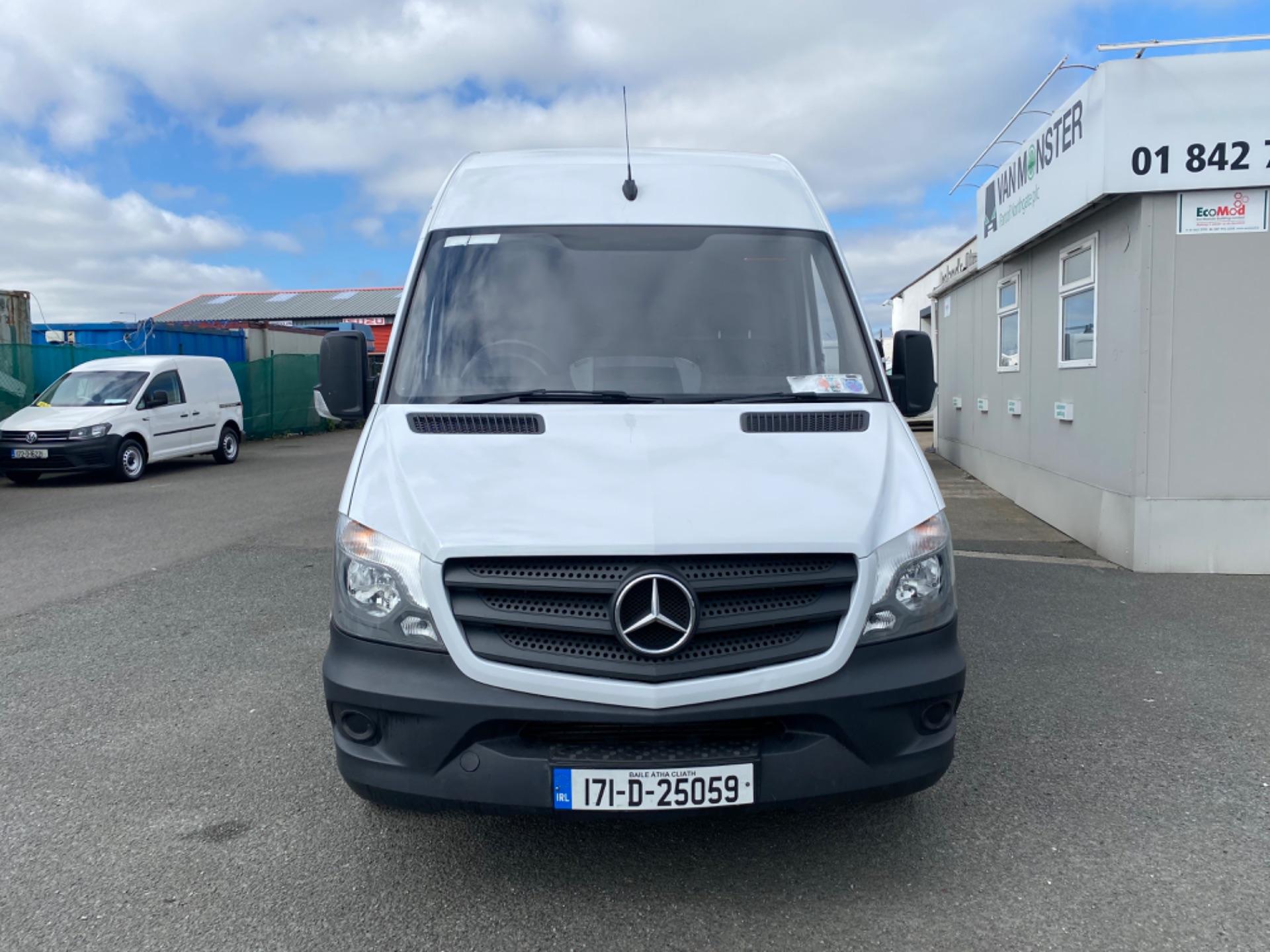 2017 Mercedes-Benz Sprinter 314/36 EU6 6DR (171D25059) Image 1