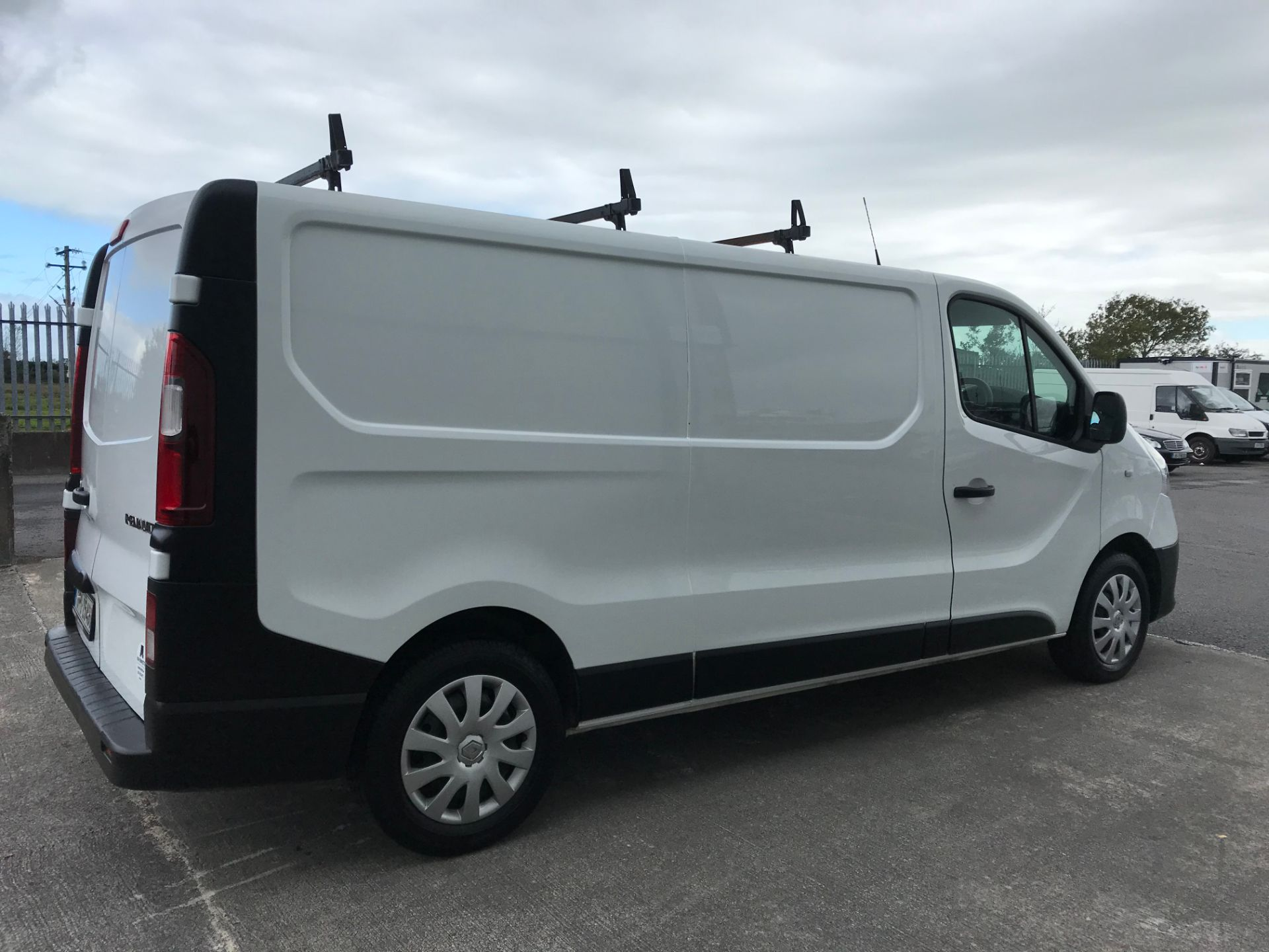 2017 Renault Trafic LL29 DCI 120 Business 3DR (171D25450) Image 4