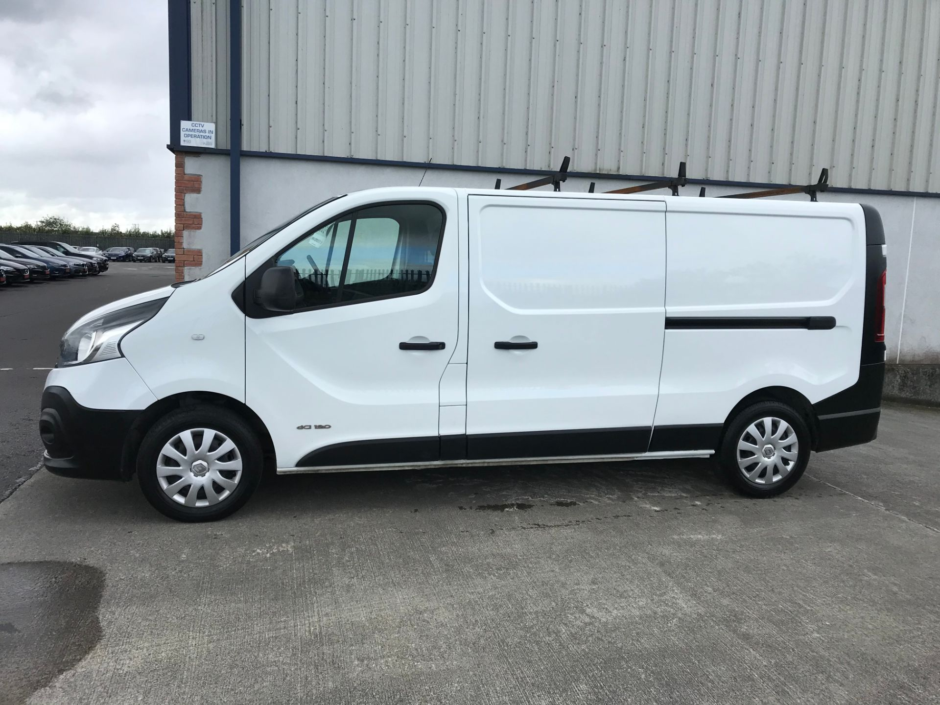 2017 Renault Trafic LL29 DCI 120 Business 3DR (171D25450) Image 7