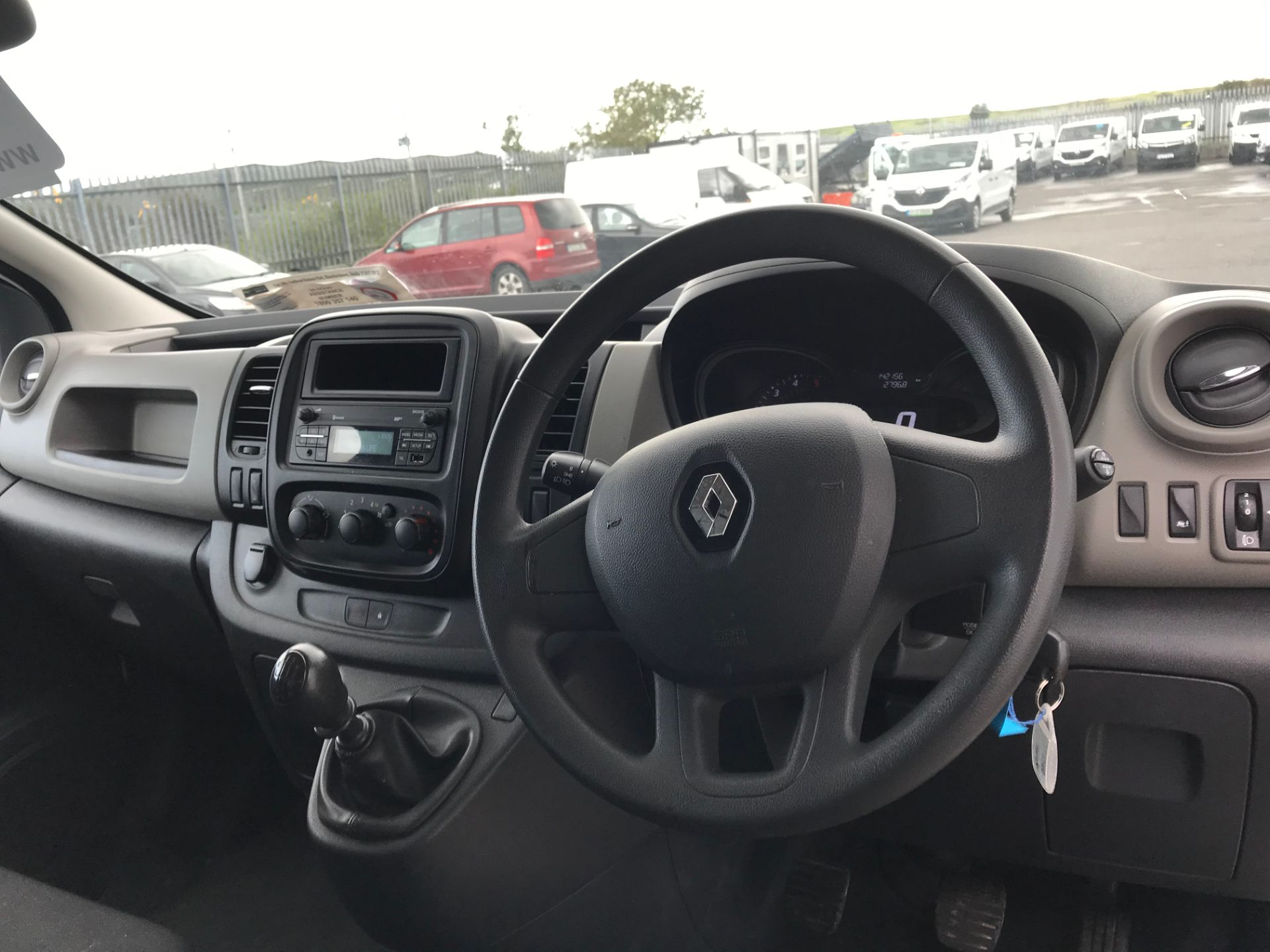 2017 Renault Trafic LL29 DCI 120 Business 3DR (171D25450) Image 13