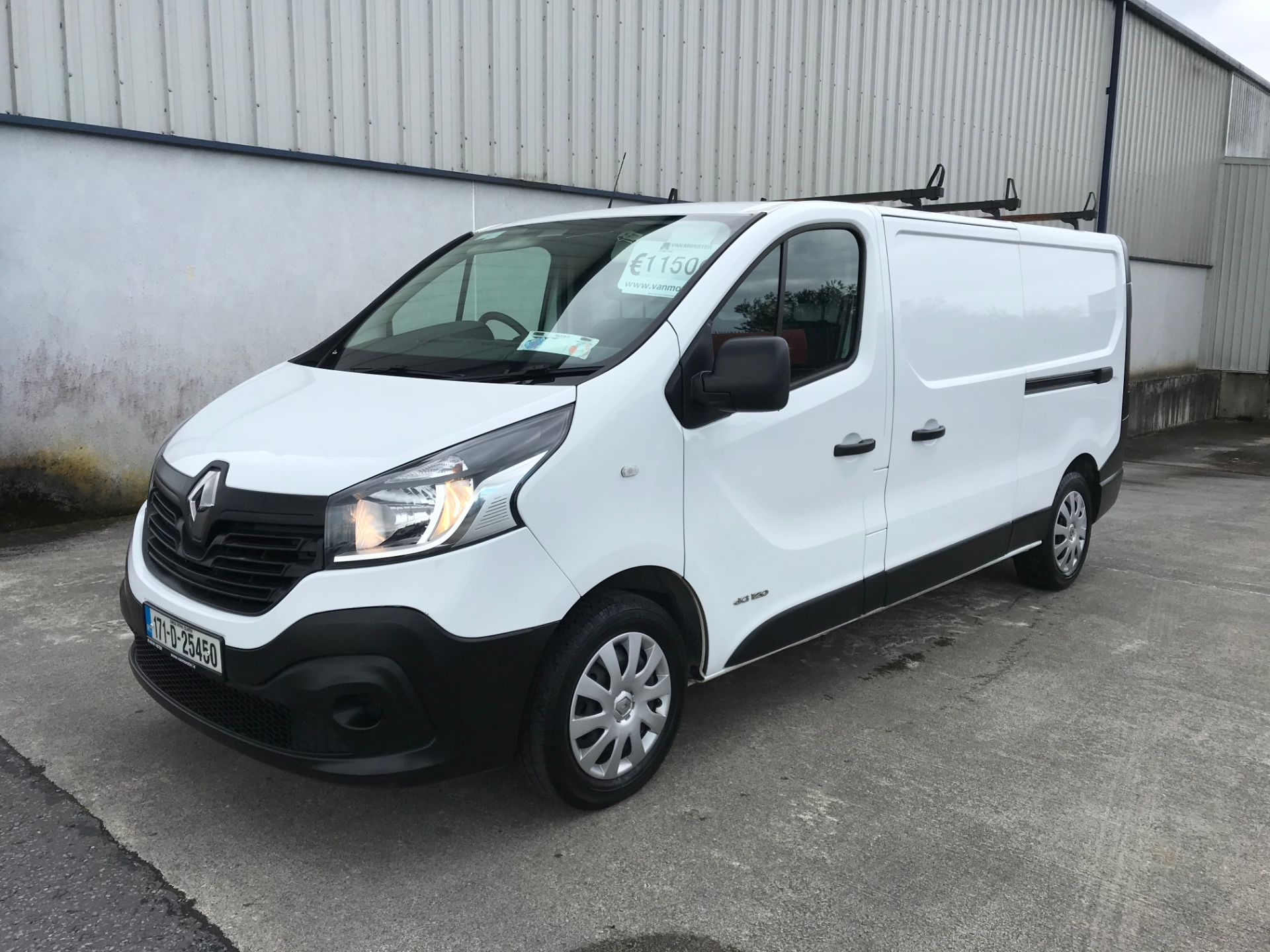2017 Renault Trafic LL29 DCI 120 Business 3DR (171D25450) Image 1