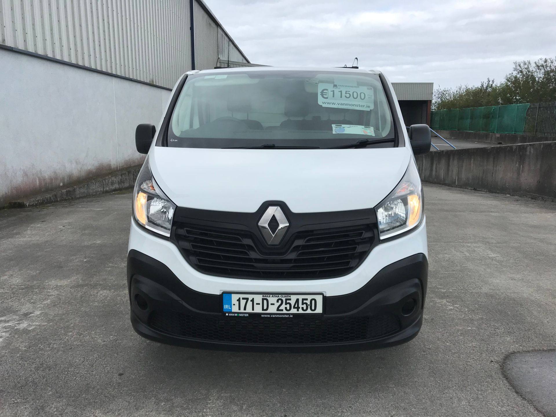 2017 Renault Trafic LL29 DCI 120 Business 3DR (171D25450) Image 2