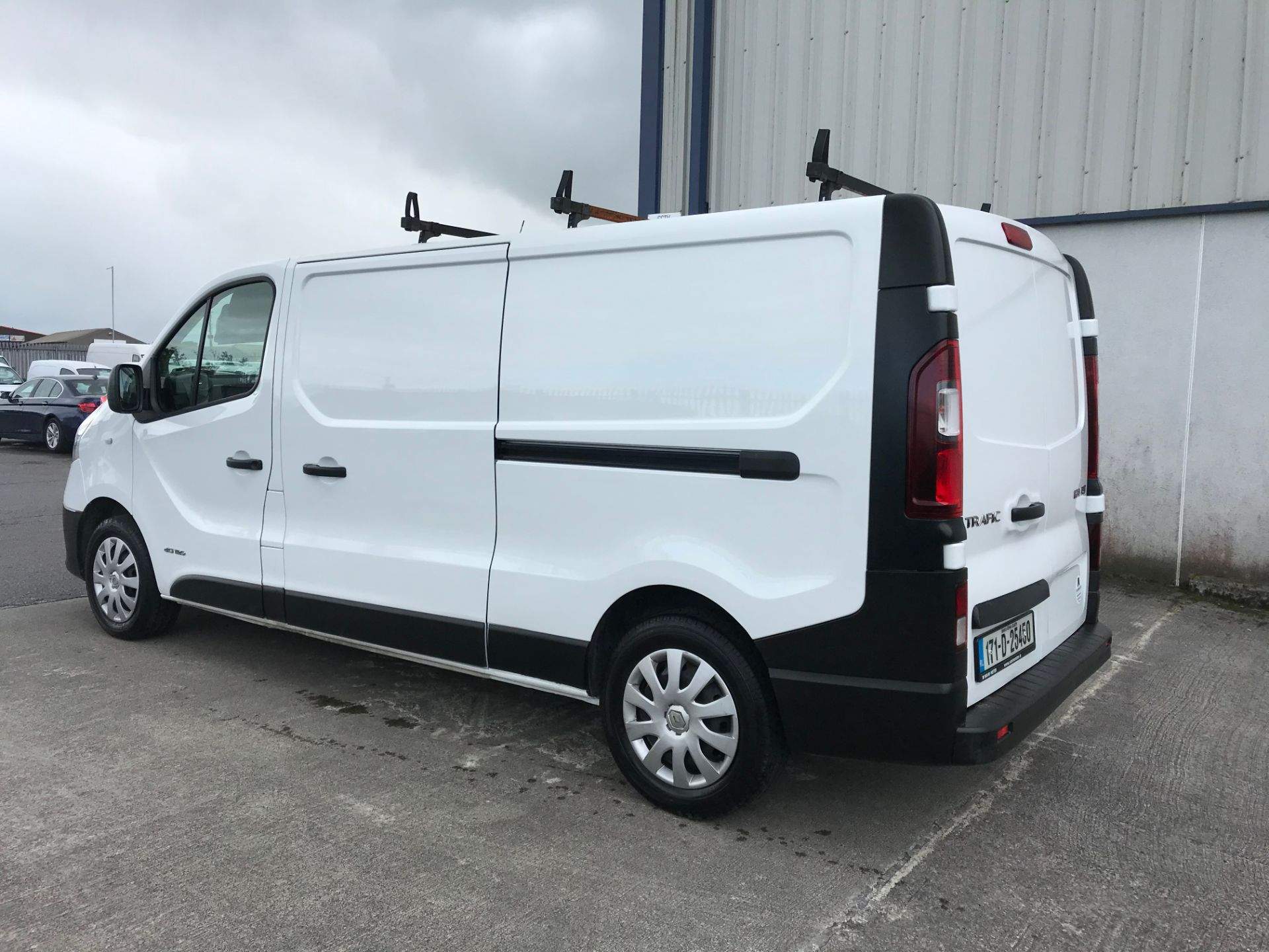 2017 Renault Trafic LL29 DCI 120 Business 3DR (171D25450) Image 6