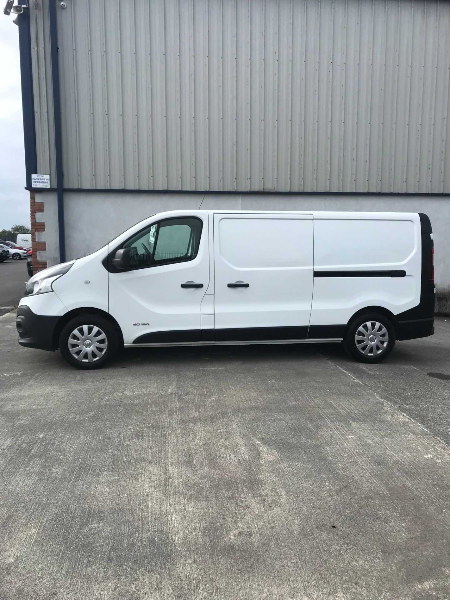 2017 Renault Trafic LL29 DCI 120 Business 3DR (171D25703) Image 8