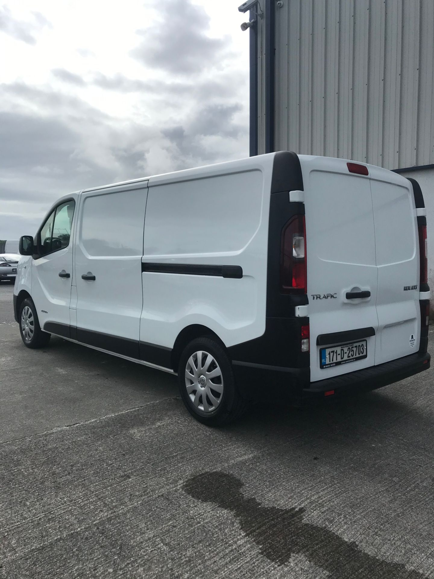 2017 Renault Trafic LL29 DCI 120 Business 3DR (171D25703) Image 7