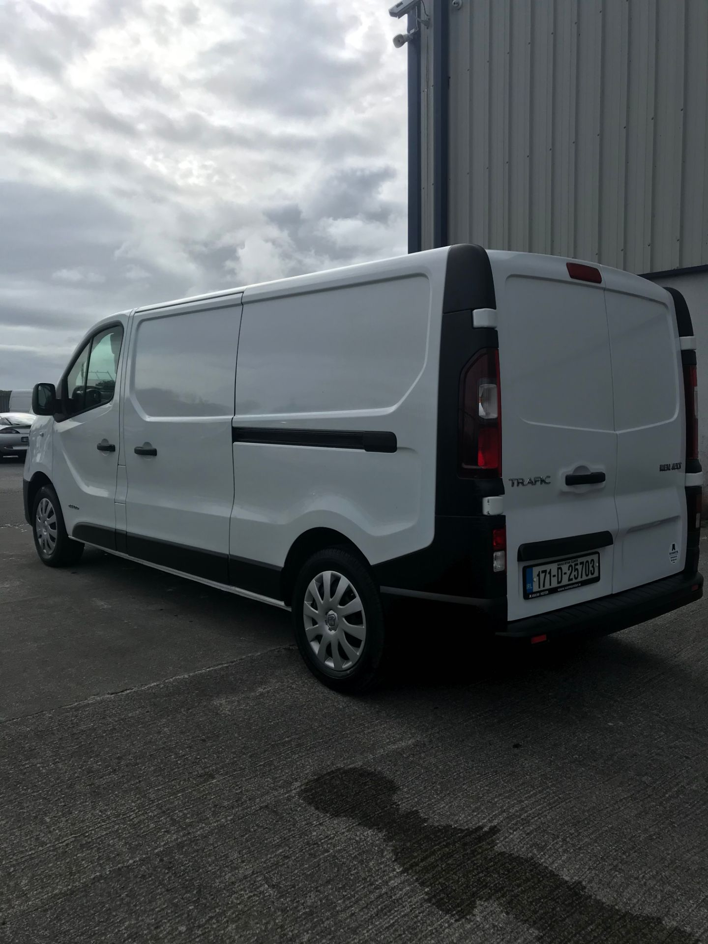 2017 Renault Trafic LL29 DCI 120 Business 3DR (171D25703) Image 6