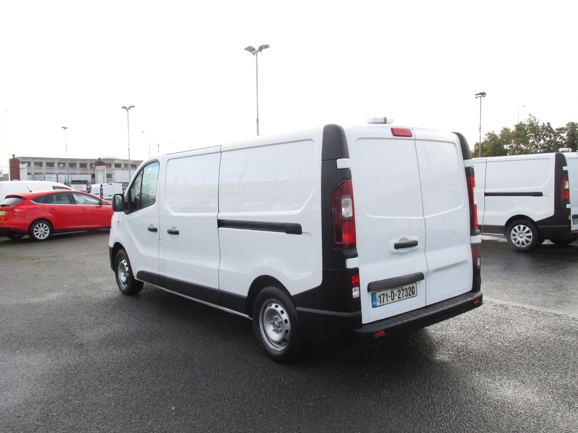2017 Renault Trafic LL29 DCI 120 Business 3DR (171D27320) Image 5