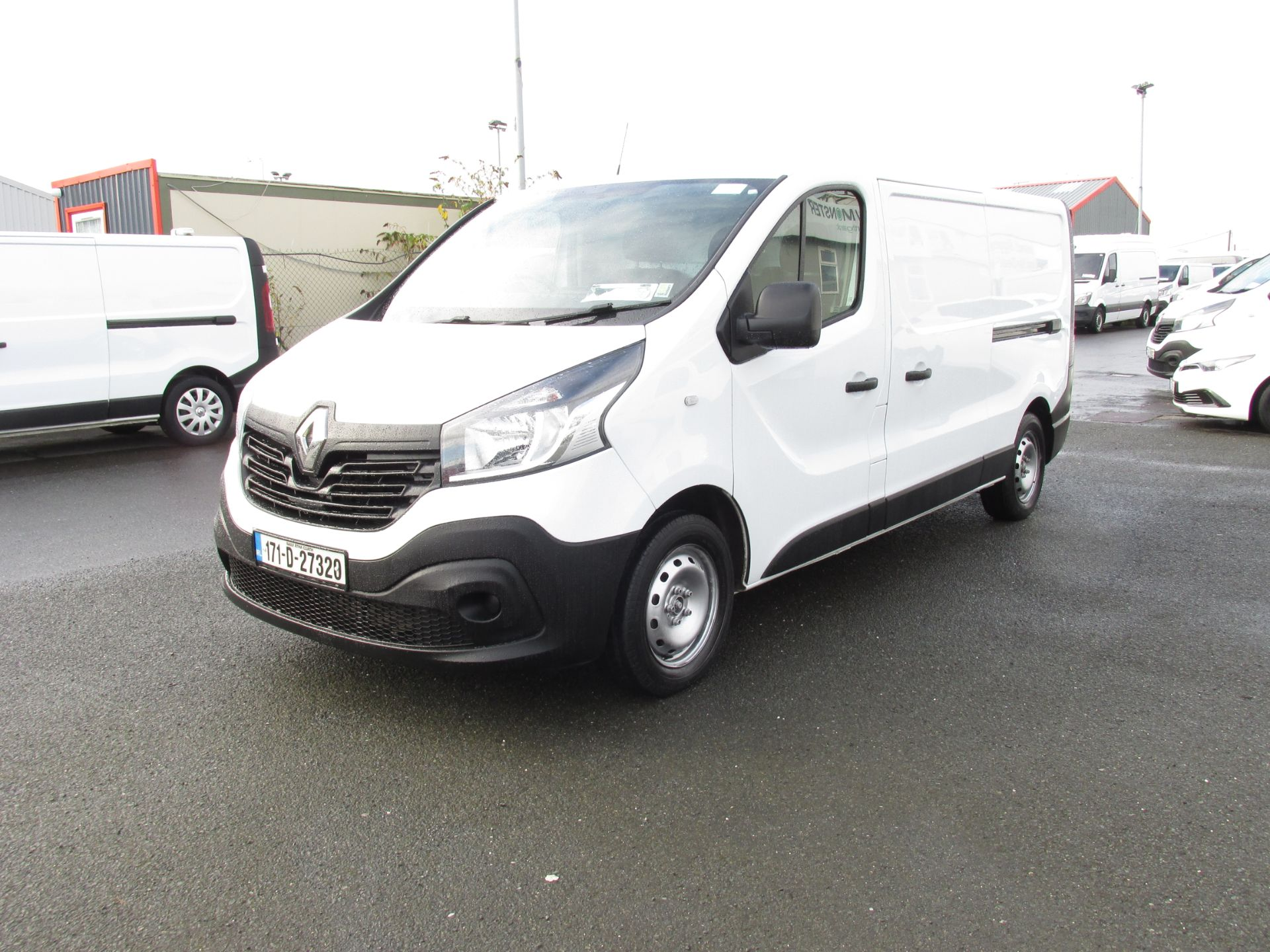 2017 Renault Trafic LL29 DCI 120 Business 3DR (171D27320) Image 3