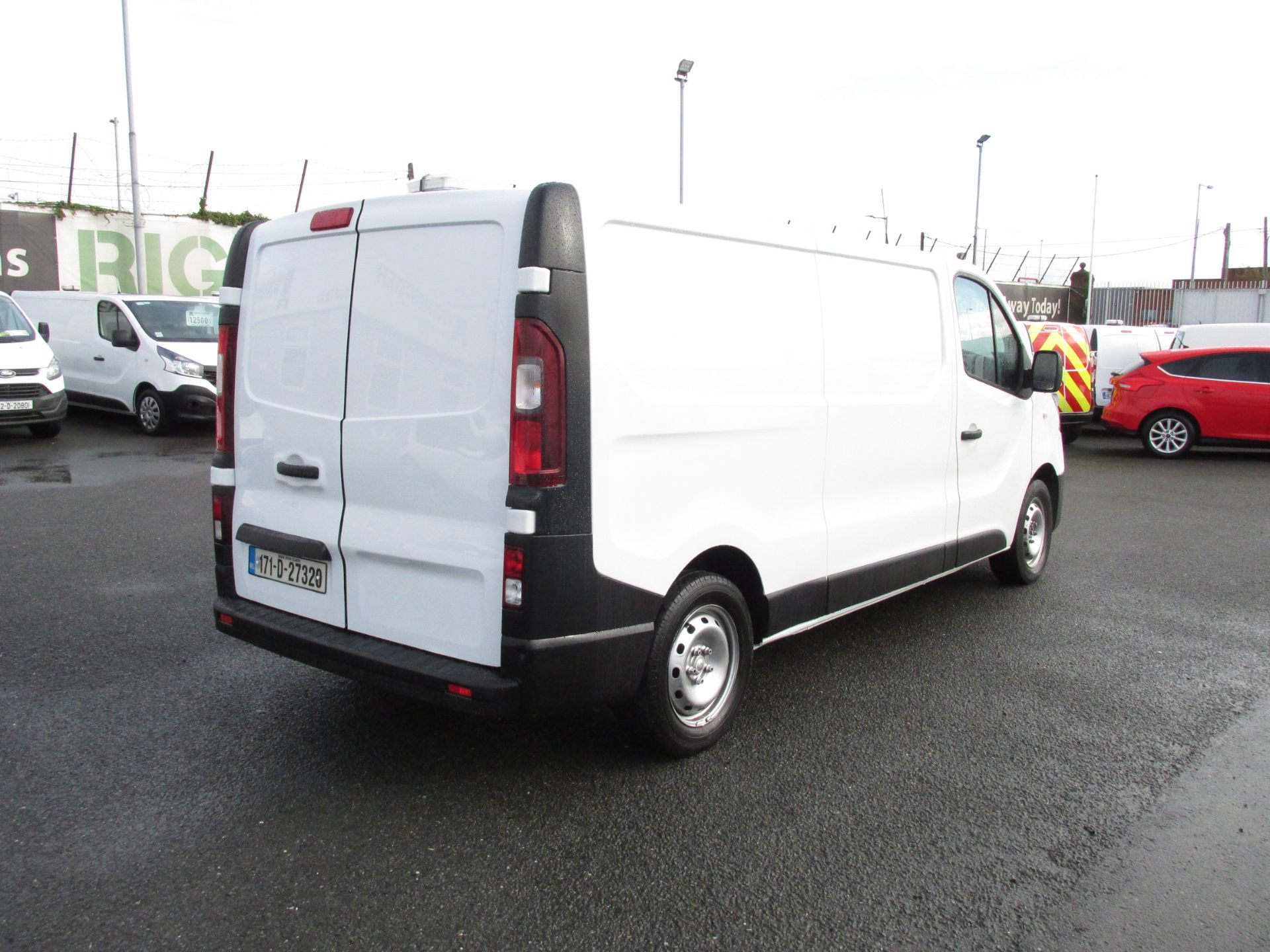 2017 Renault Trafic LL29 DCI 120 Business 3DR (171D27320) Image 7