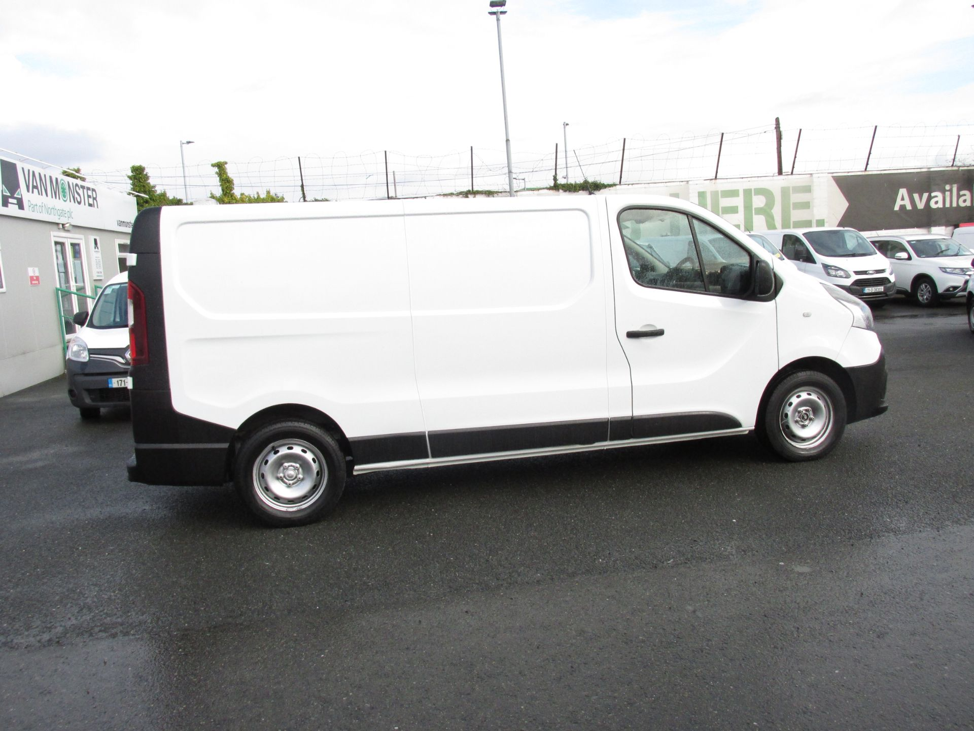 2017 Renault Trafic LL29 DCI 120 Business 3DR (171D27320) Image 8