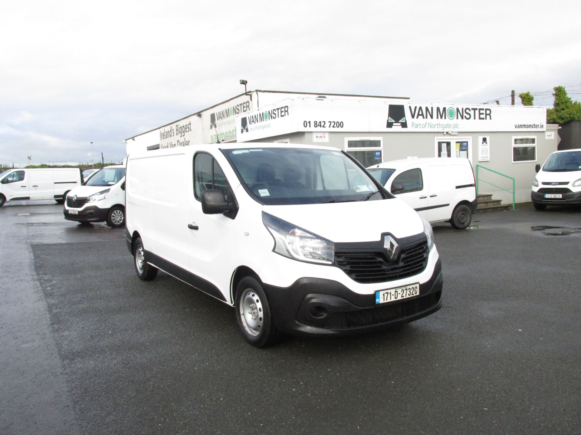2017 Renault Trafic LL29 DCI 120 Business 3DR (171D27320) Image 1