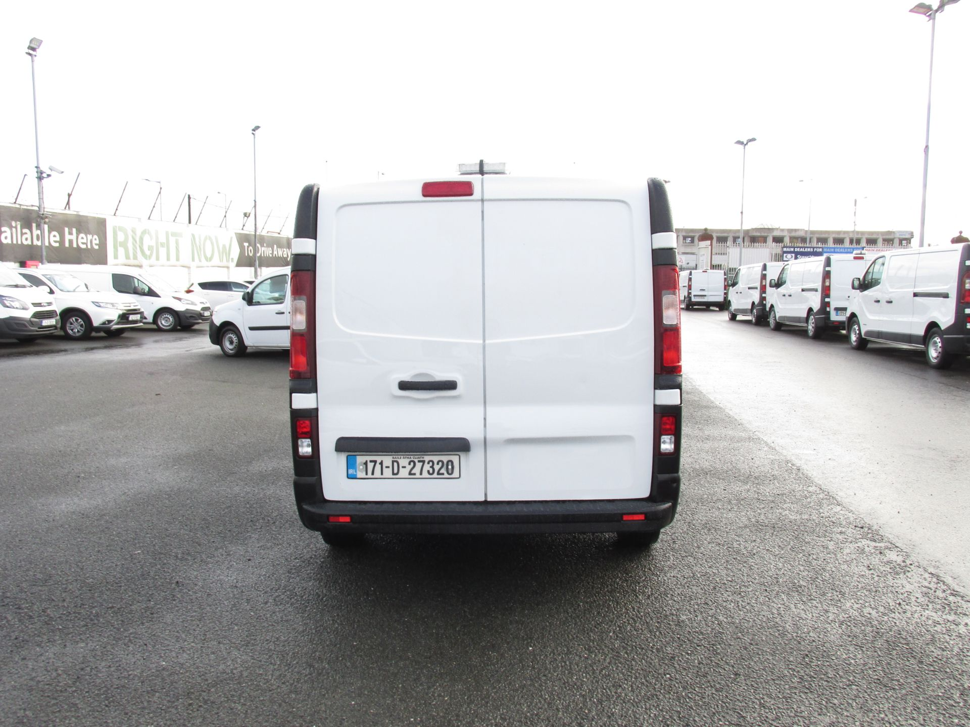 2017 Renault Trafic LL29 DCI 120 Business 3DR (171D27320) Image 6
