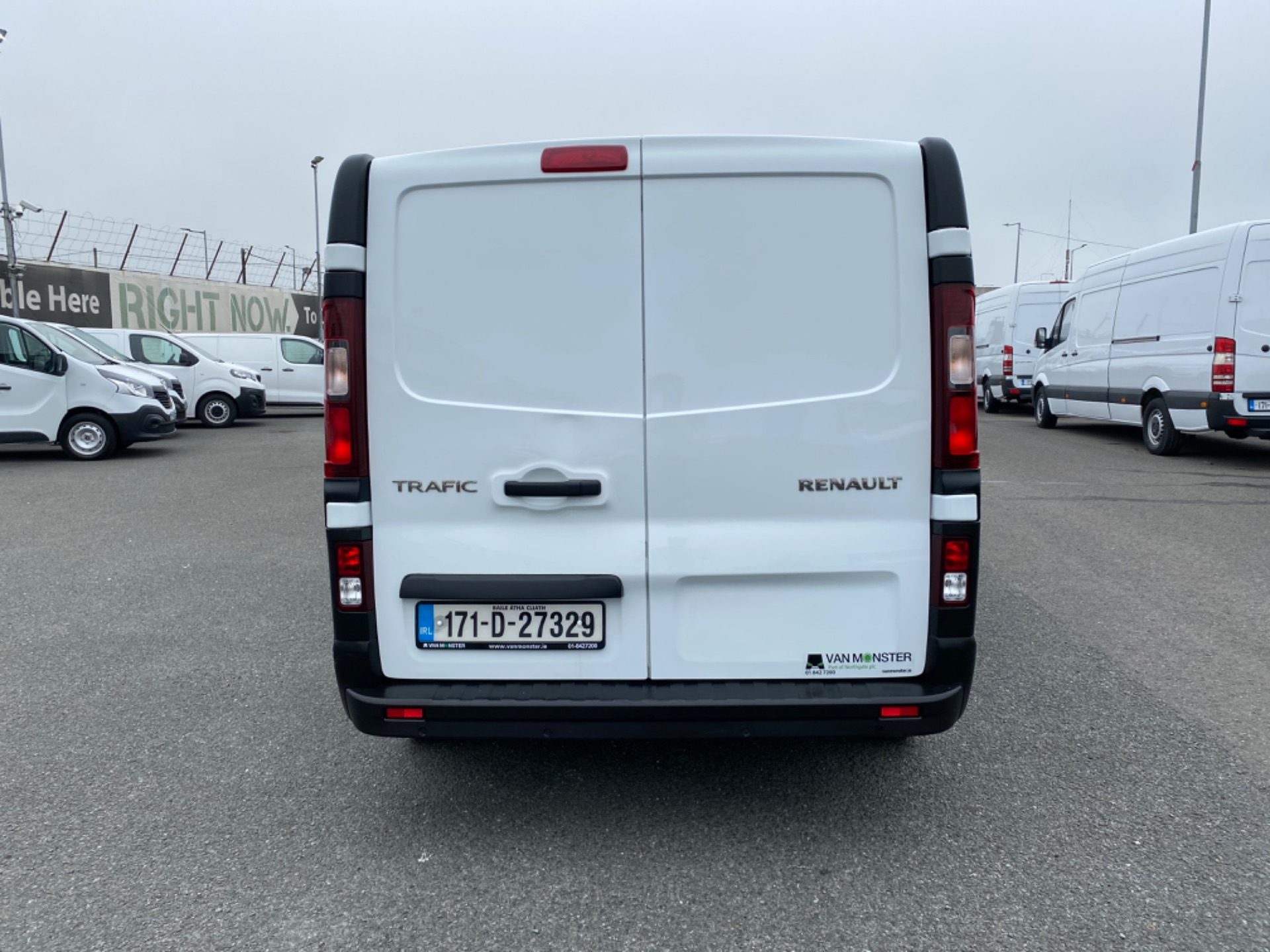 2017 Renault Trafic LL29 DCI 120 Business 3DR (171D27329) Image 7