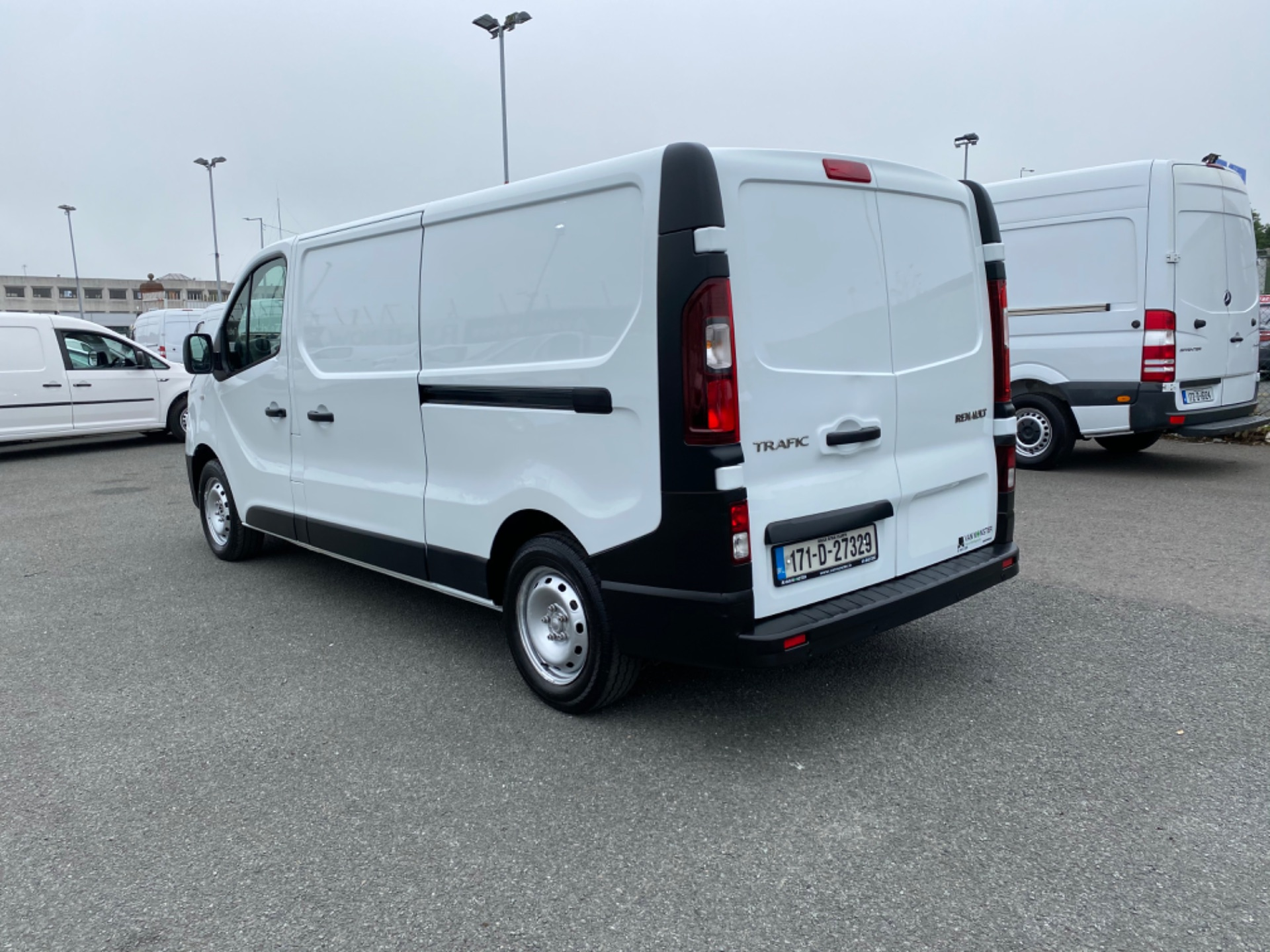 2017 Renault Trafic LL29 DCI 120 Business 3DR (171D27329) Image 5